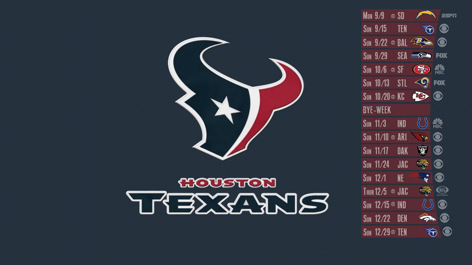 Houston Texans Wallpaper 2018 (73+ images)