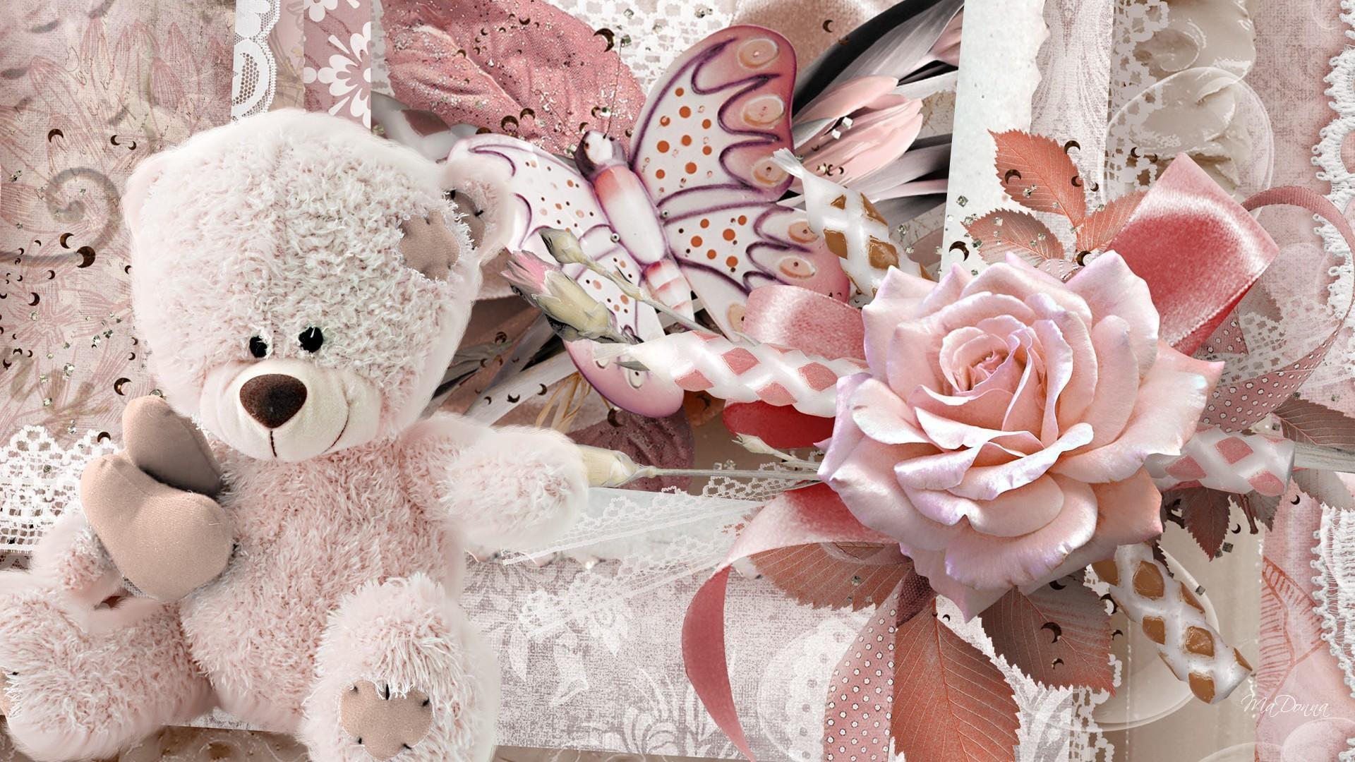 Teddy bear wallpaper and screensavers 65 images - Free teddy bear pics ...