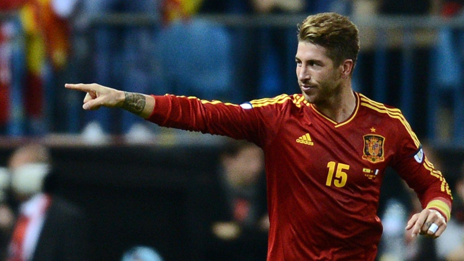 1920x1080 Sergio Ramos Wallpapers - Wallpaper Cave