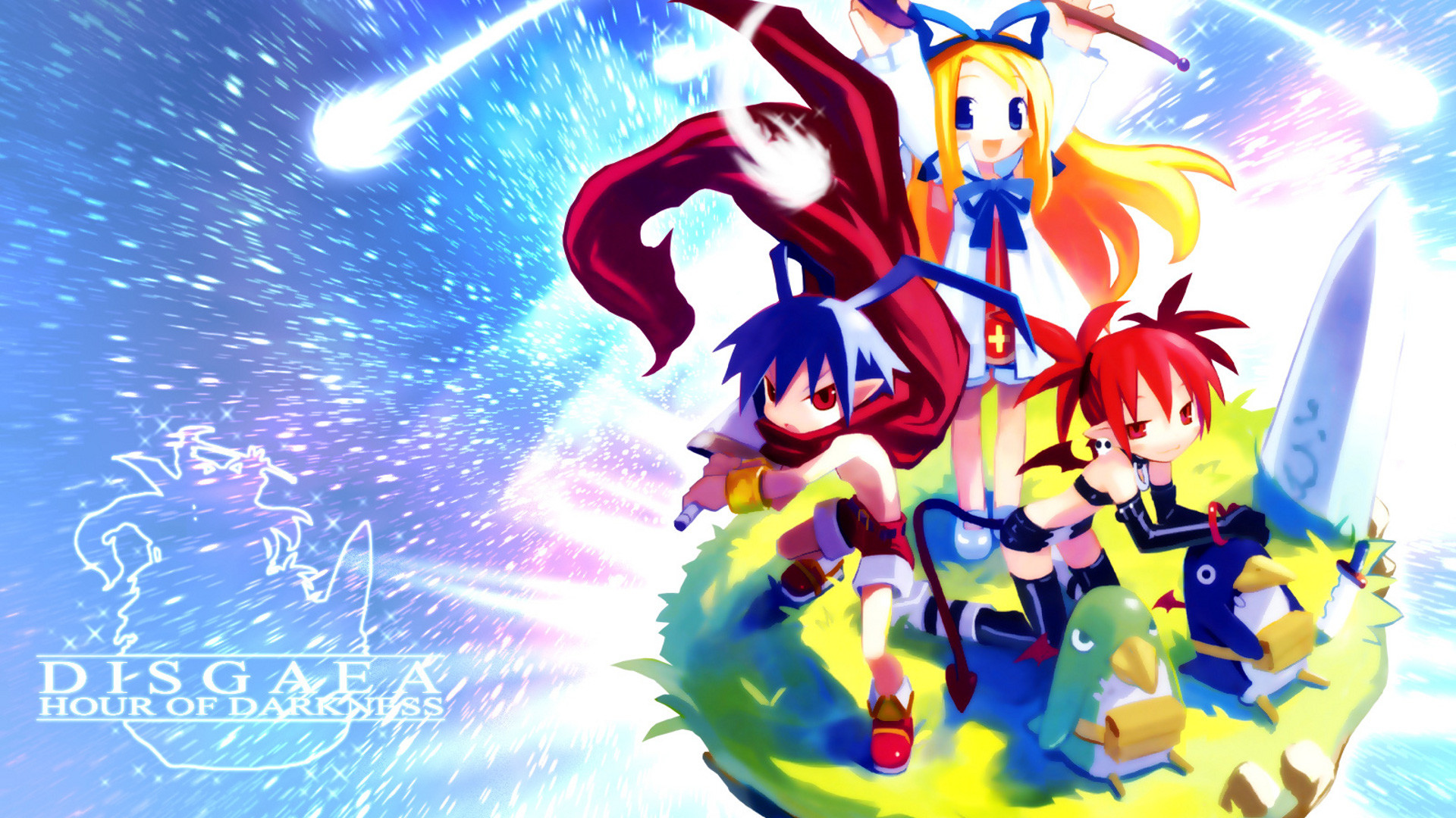 1920x1080 Throwback Thursday Review - Disgaea - Mithical Entertainment Mithical  Entertainment