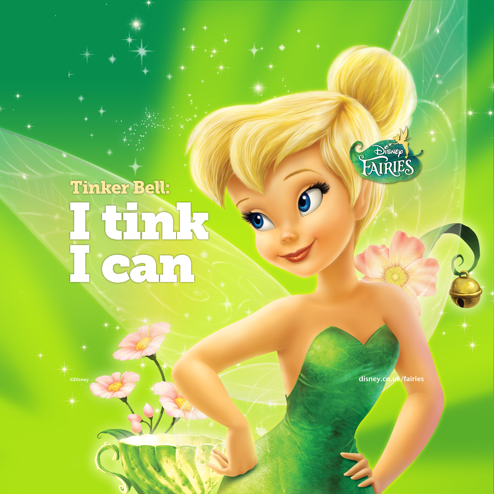 2048x2048 Tinker Bell Page - Wallpapers | Fairies UK