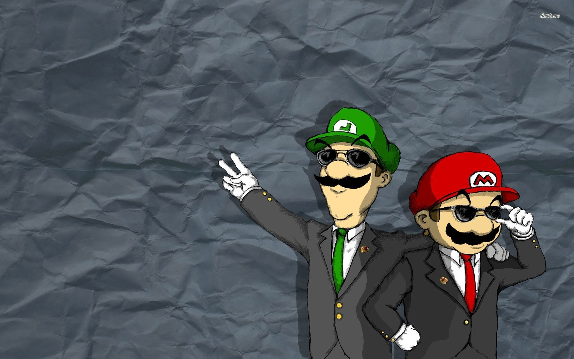 1920x1200 Mario and Luigi wallpaper - Game wallpapers - #28843