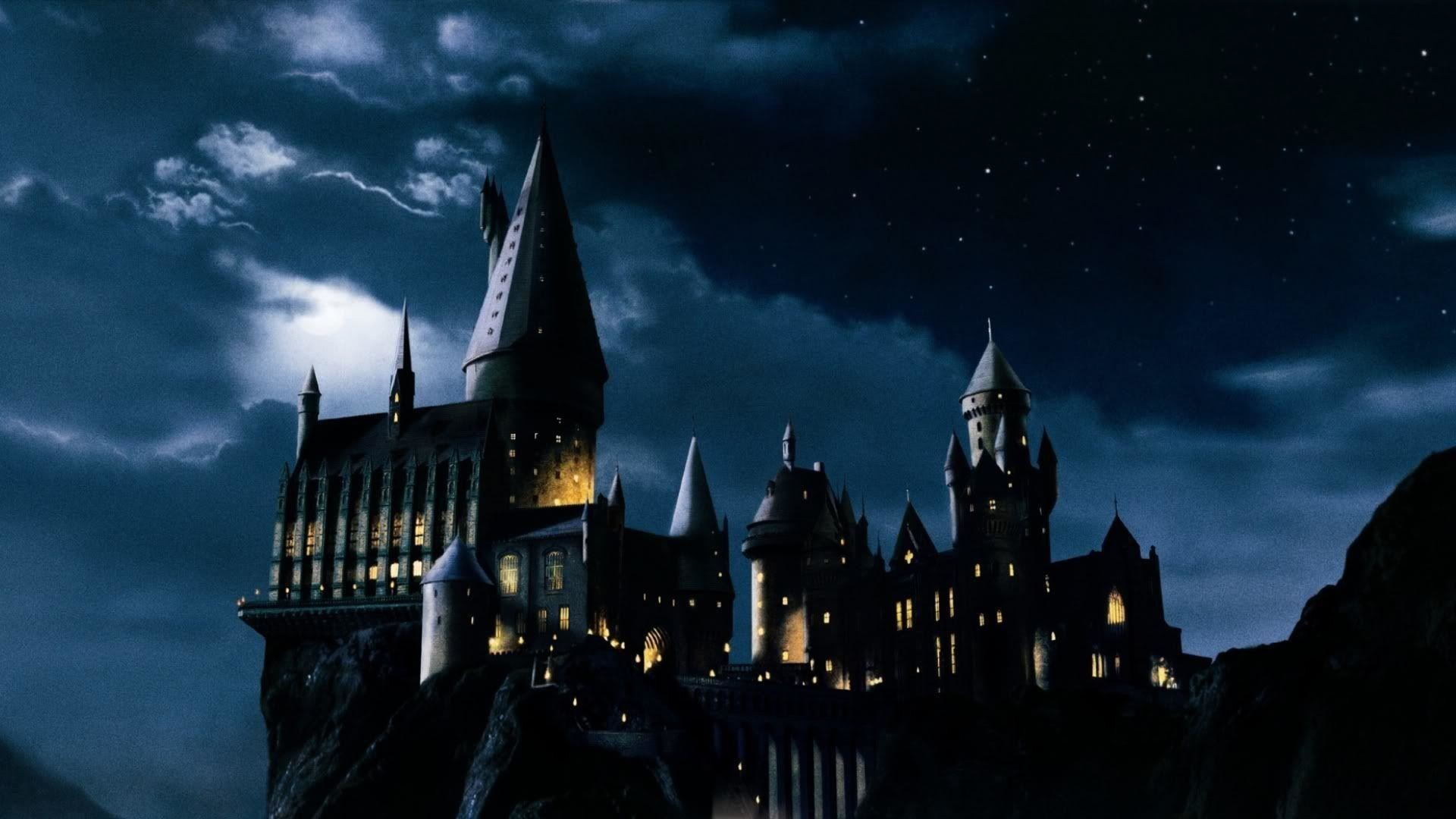 Best Harry Potter Anime Style Wallpapers Backgrounds For Free 4K Phone