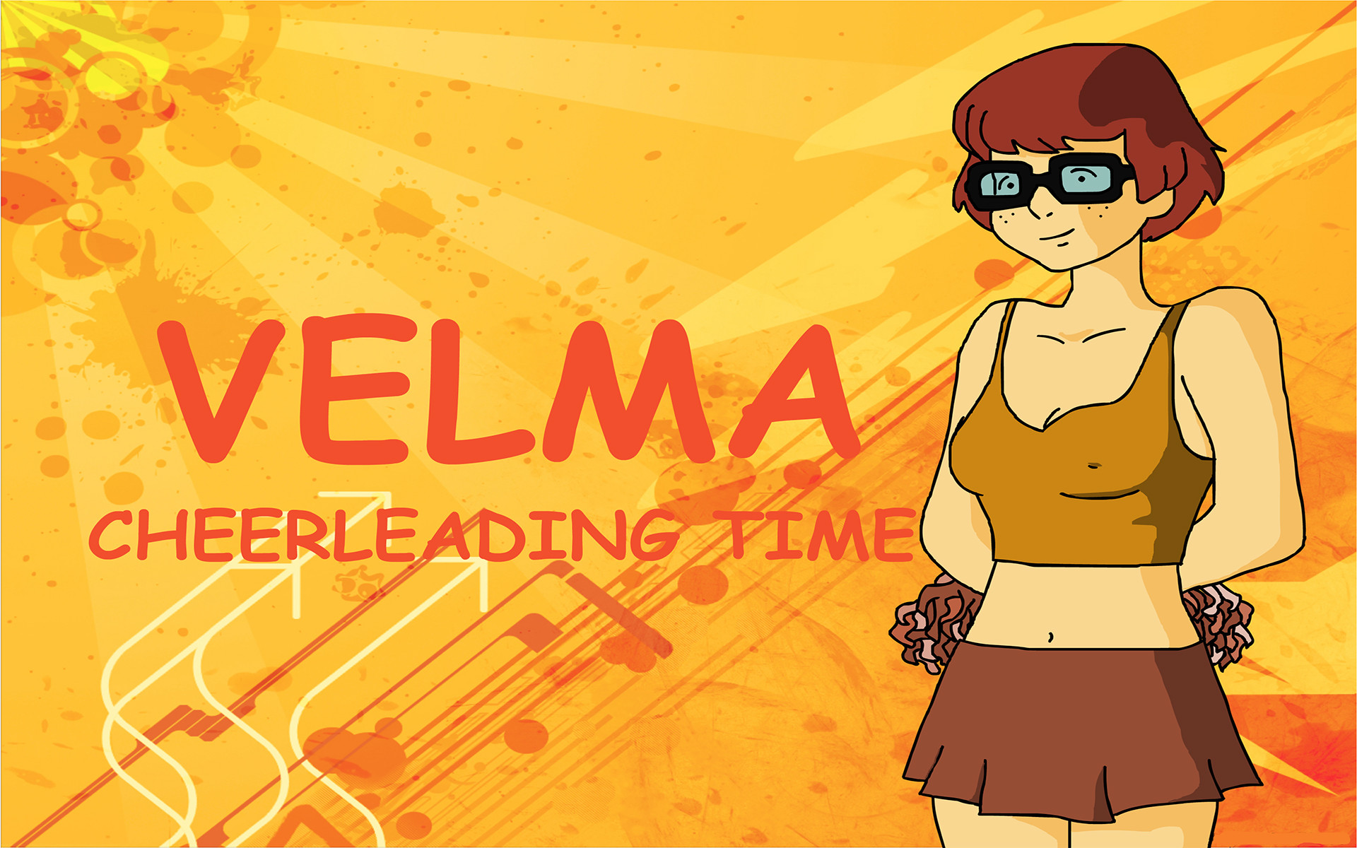 1920x1200 Velma Wallpapers by Jake George #8