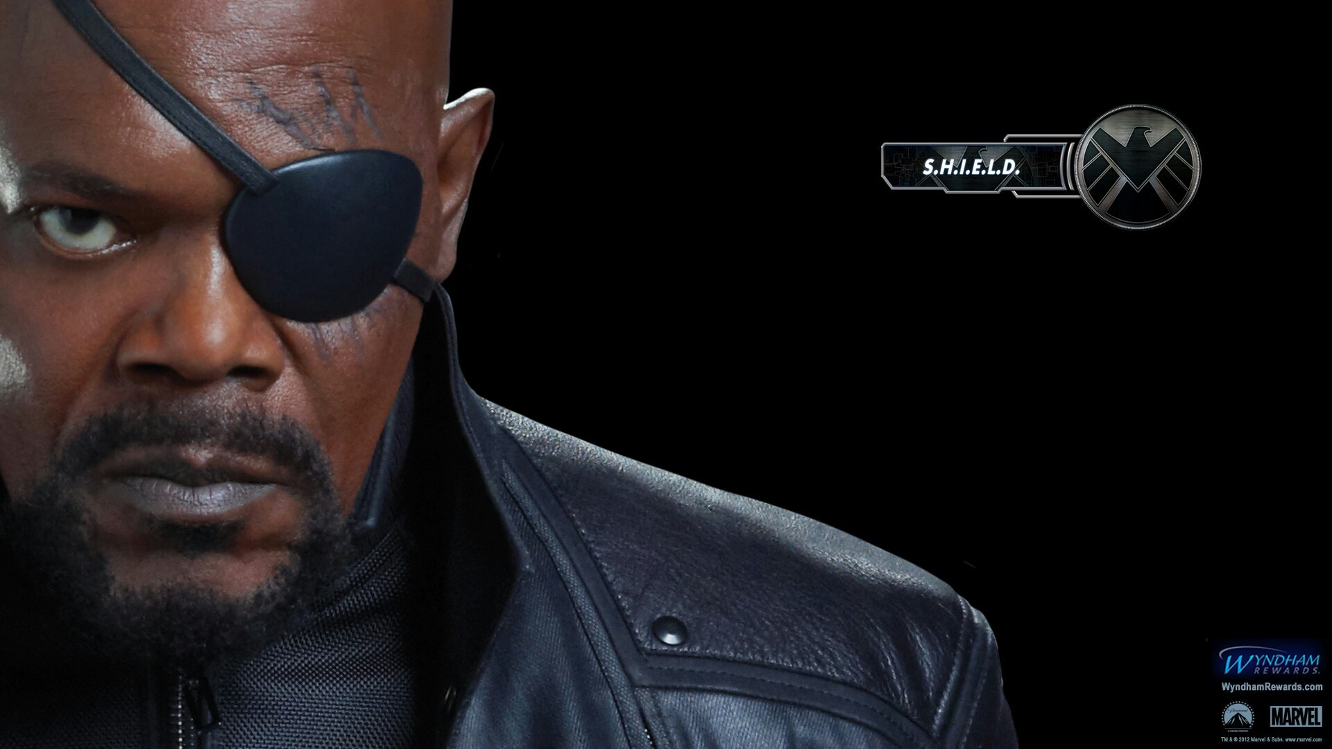 1920x1080 The Avengers Wallpaper - Samuel L. Jackson as Nick Fury