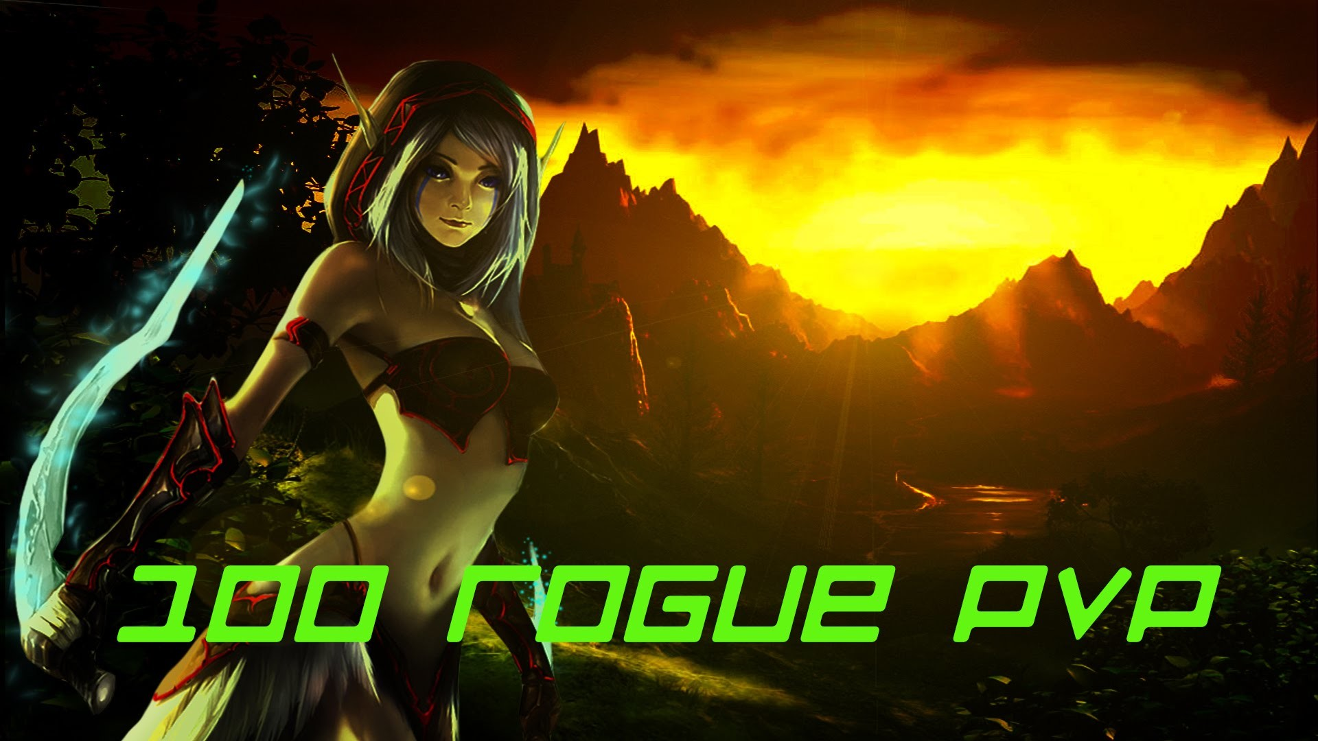 1920x1080 186 best rogue images on Pinterest | Rogues, Fantasy art and Blood elf ...