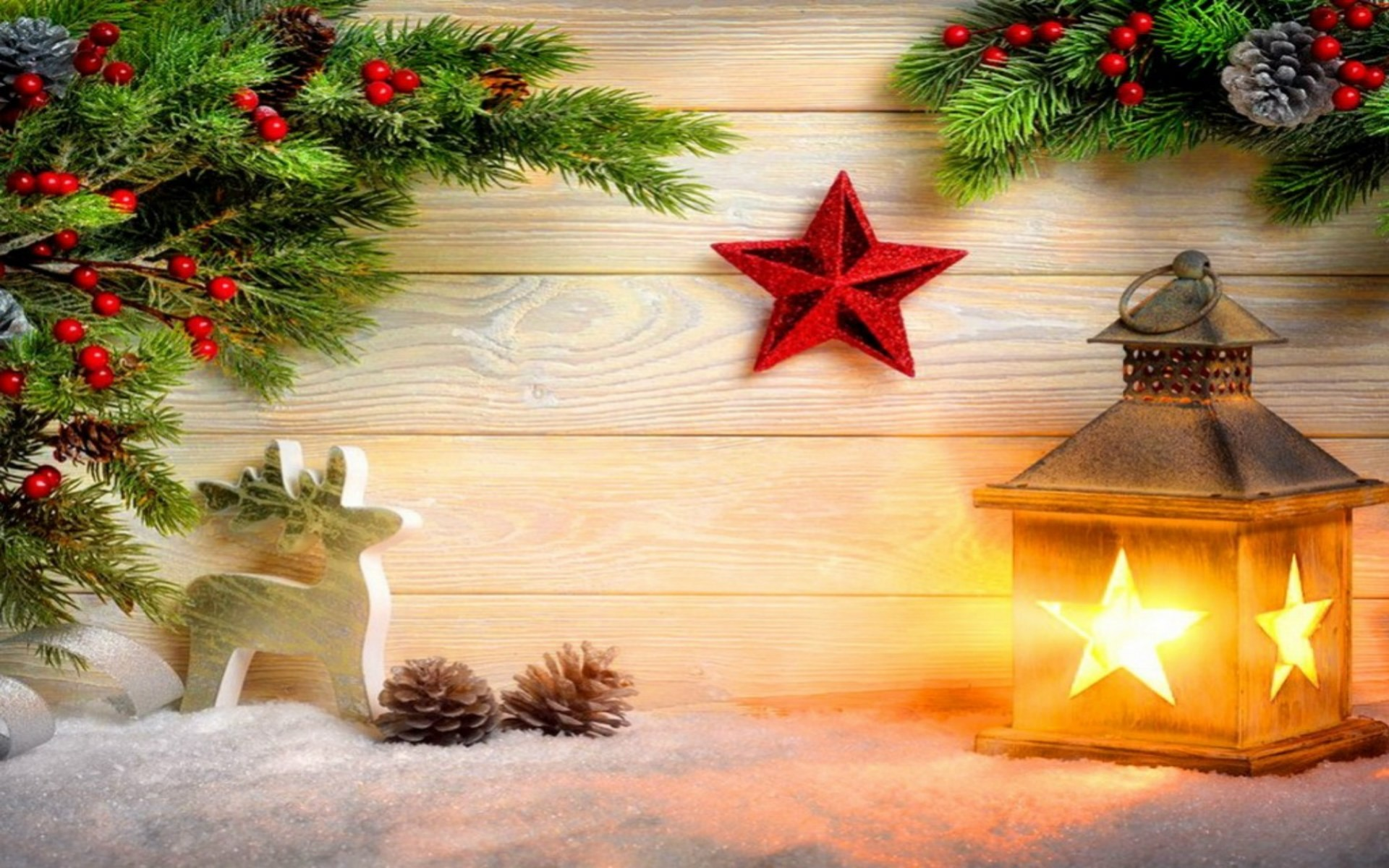 Country Christmas Wallpaper (52+ images)