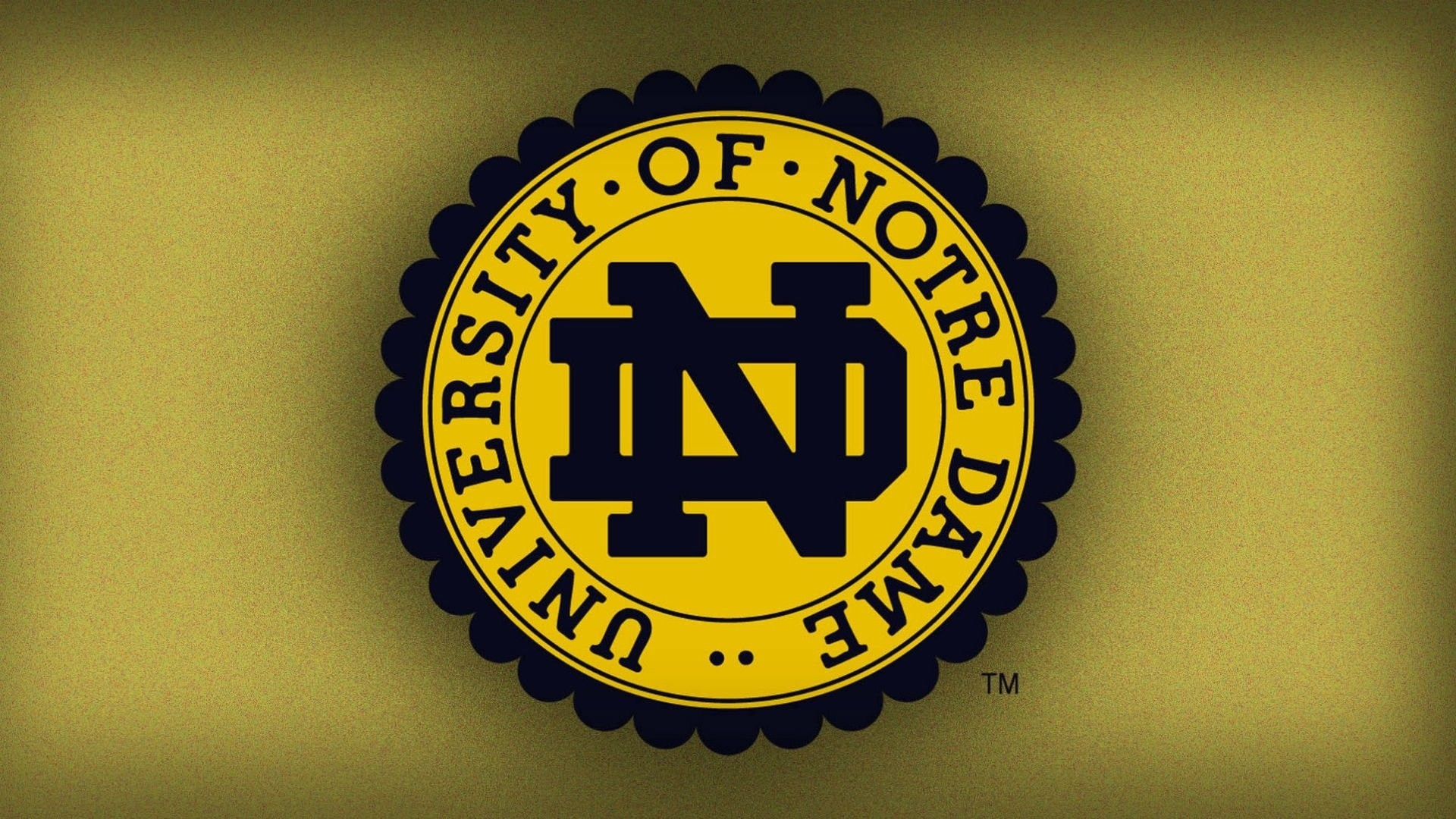 1920x1080 Football, Notre Dame, University Of Notre Dame Logo