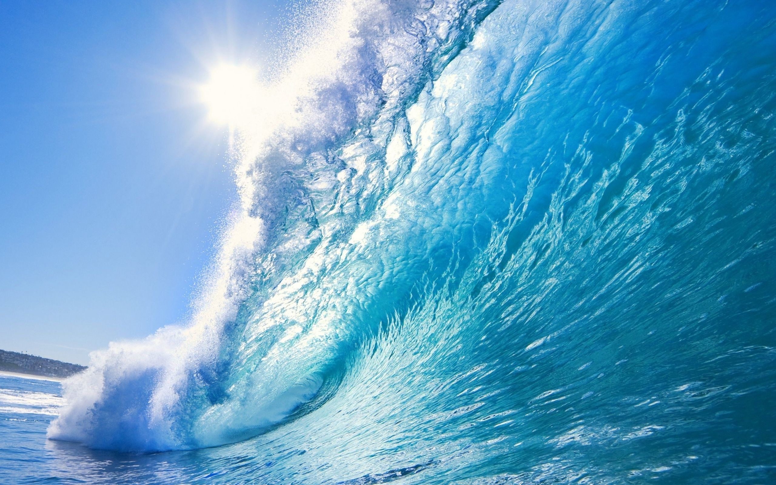 2560x1600 wallpapers of ocean ocean background wallpapers ocean wallpapers .