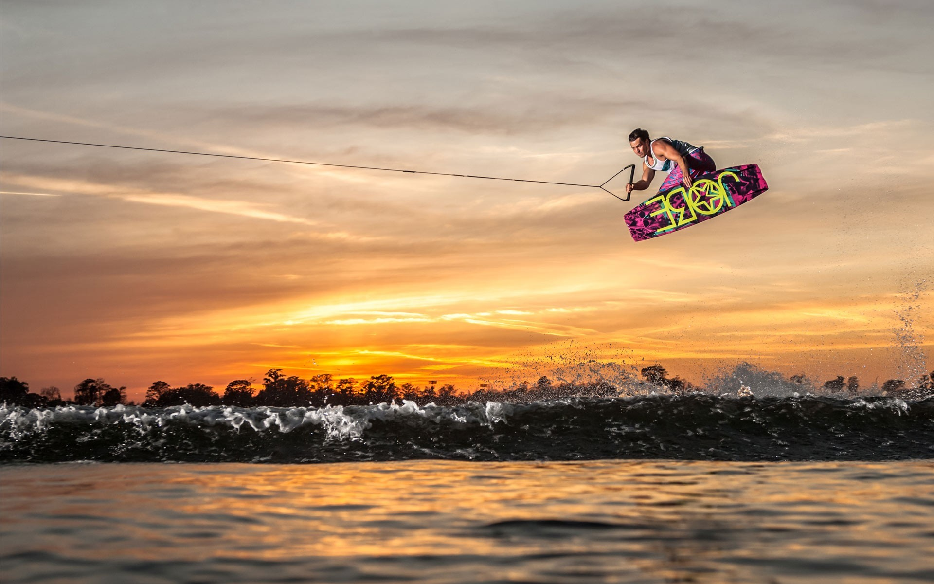 HD Wakeboard Wallpaper (79+ Images