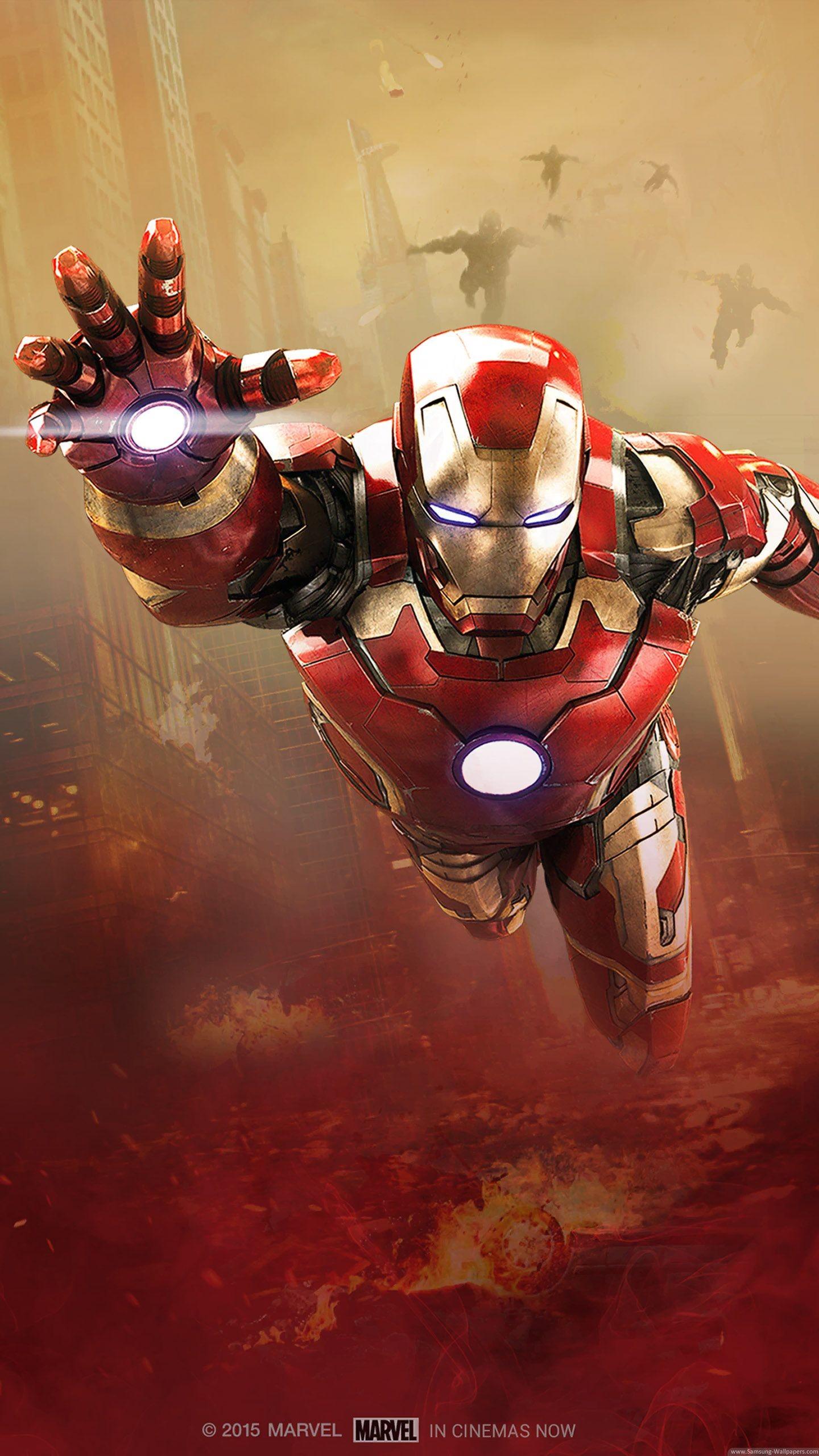 Iron Man Wallpaper iPhone (93+ images)