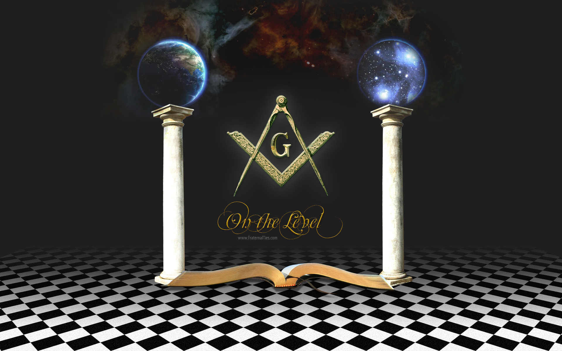 1920x1200 share facebook twitter posted in masonic art masonic wallpapers