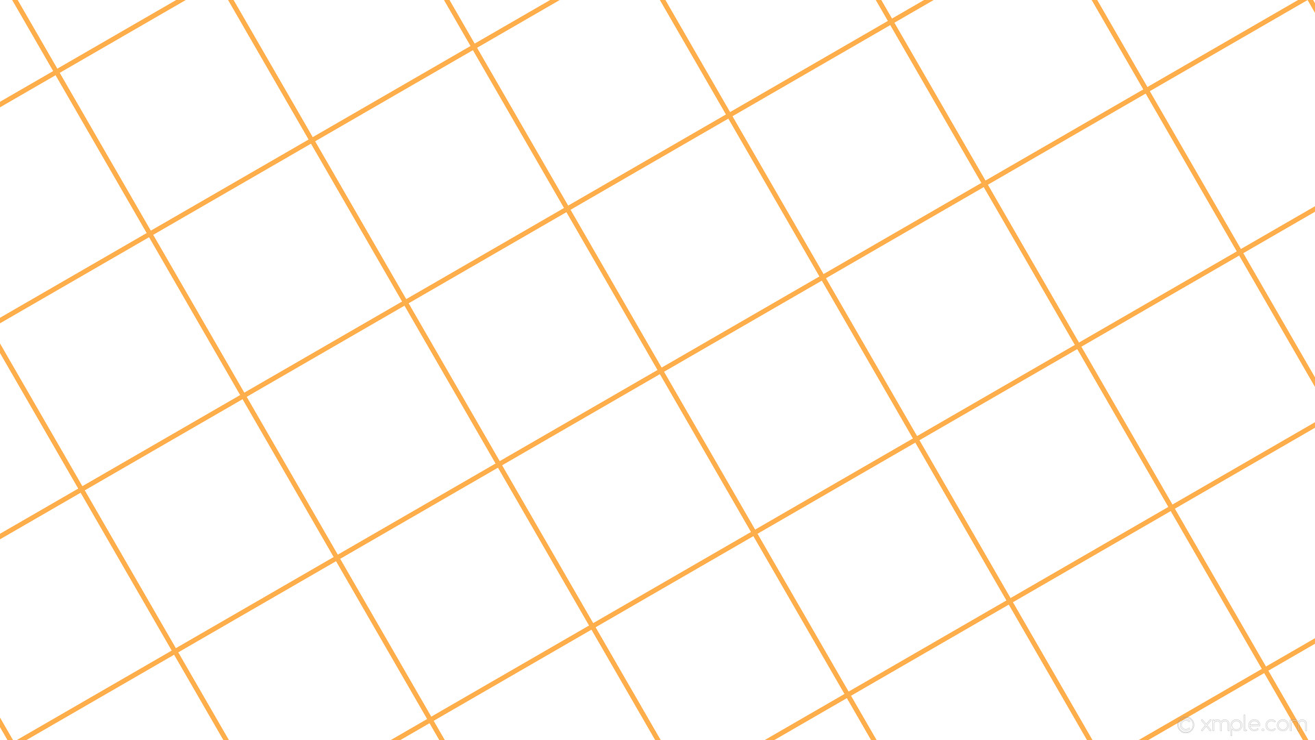 1920x1080 wallpaper graph paper orange white grid dark orange #ffffff #ff8c00 30° 7px  273px
