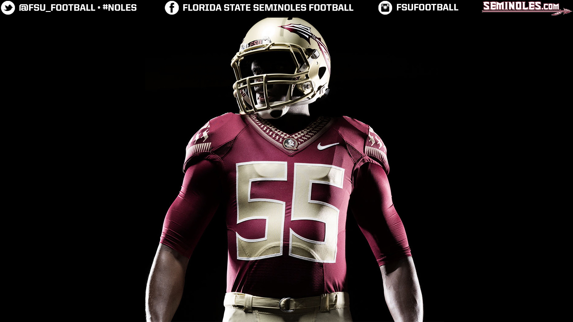 Florida state seminoles wallpaper 76 images 1920x1080 florida state football wallpaper voltagebd