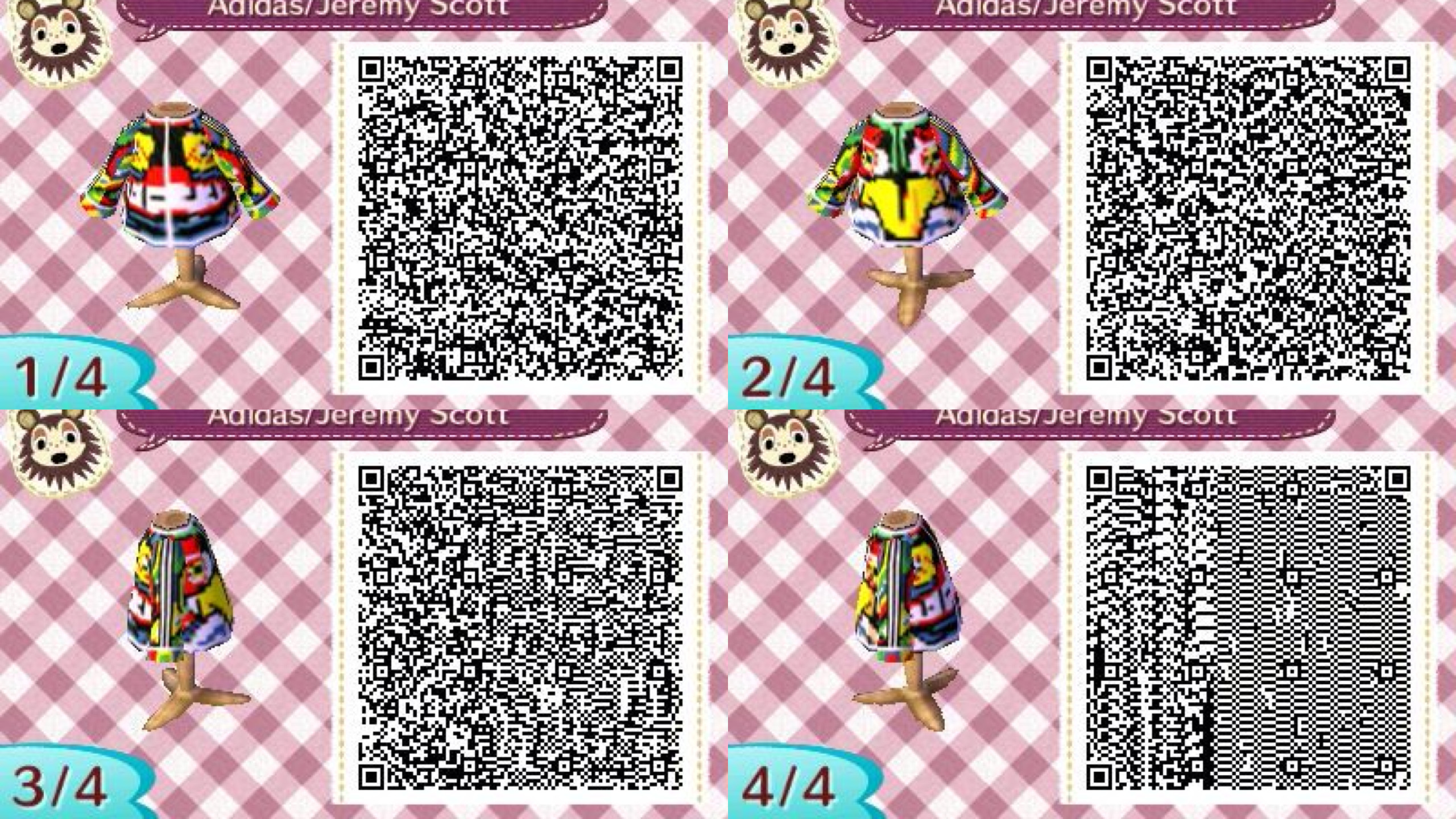 Animal Crossing New Leaf Flag Qr Codes About Flag Collections