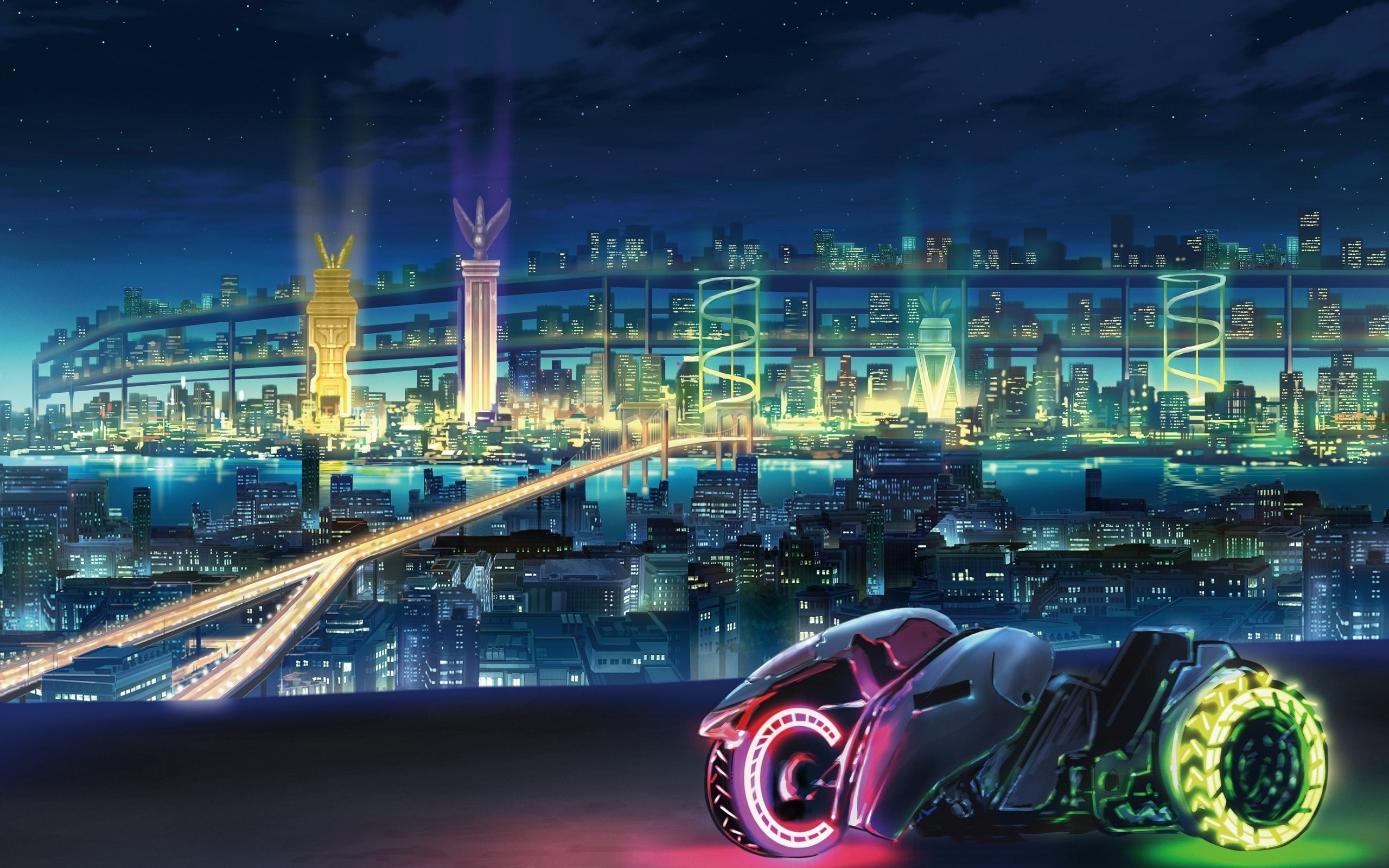 2560x1600 Wallpaper · Related image · Neon WallpaperSteampunk ...