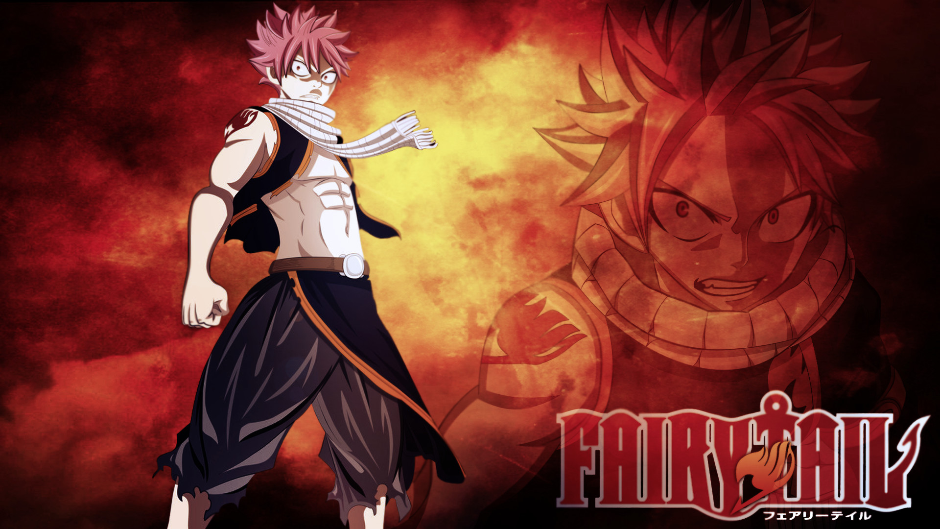 1920x1080 Fairy Tail Wallpaper Background HD