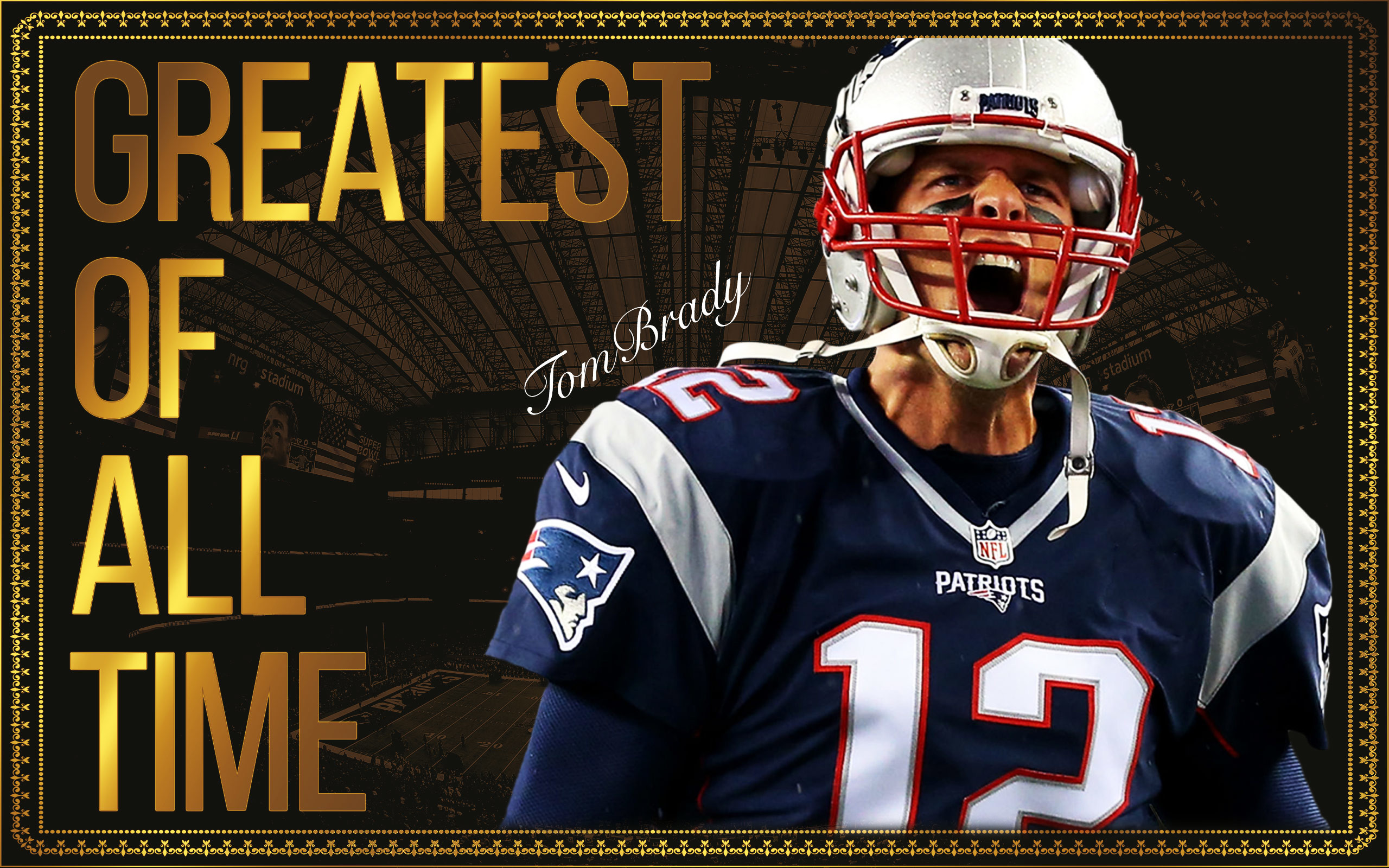 Tom Brady Wallpapers (70+ images)