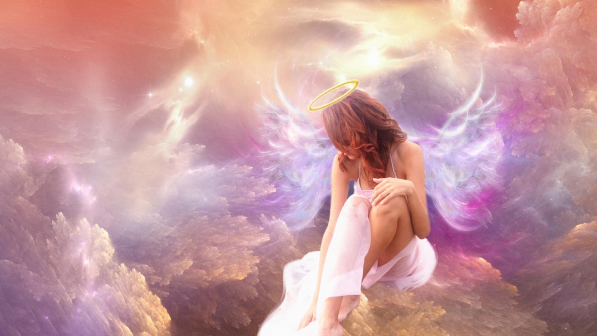 heavenly angels desktop wallpaper (46+ images)