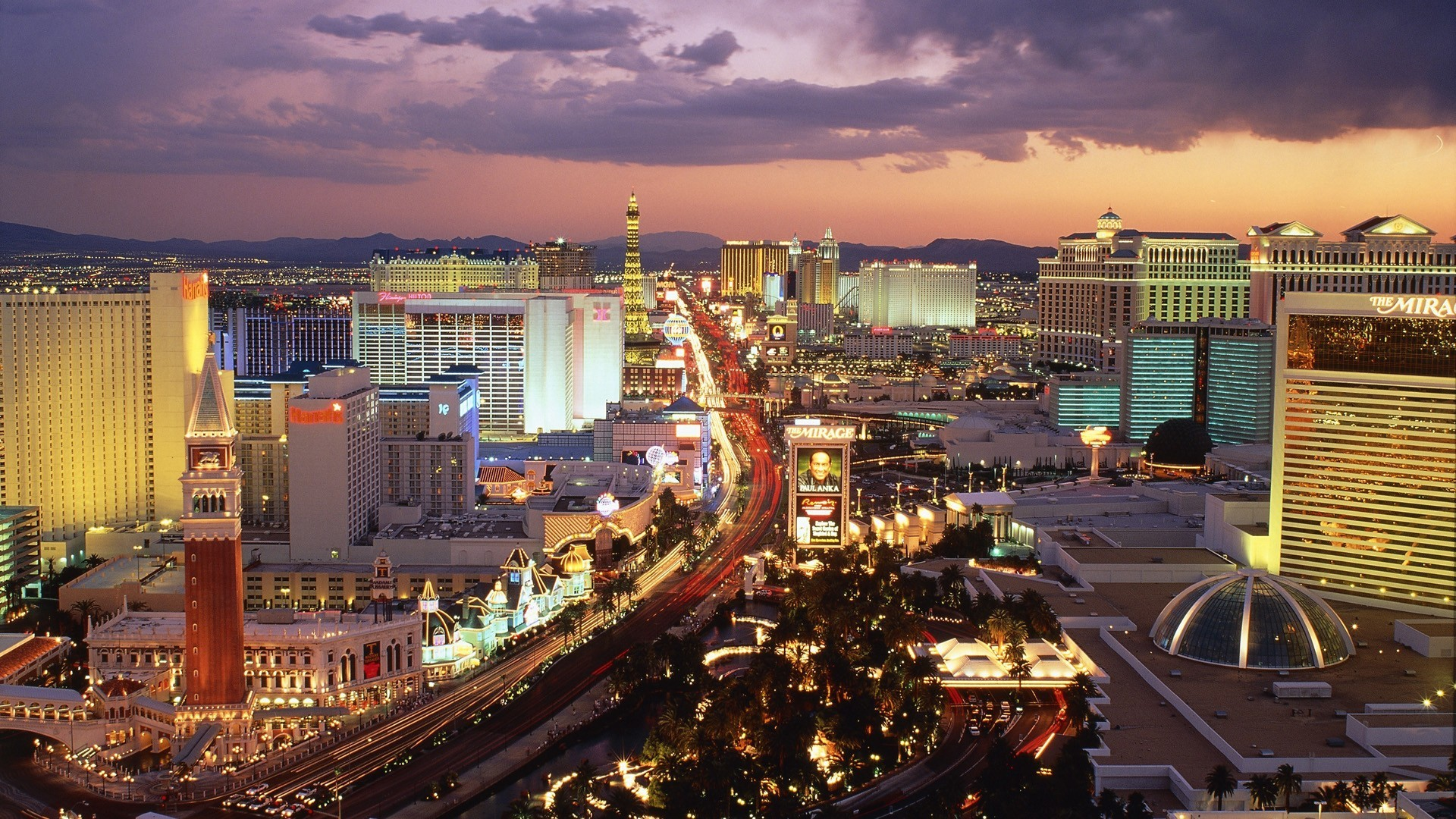 1920x1080 Las Vegas Strip Wallpaper 61474