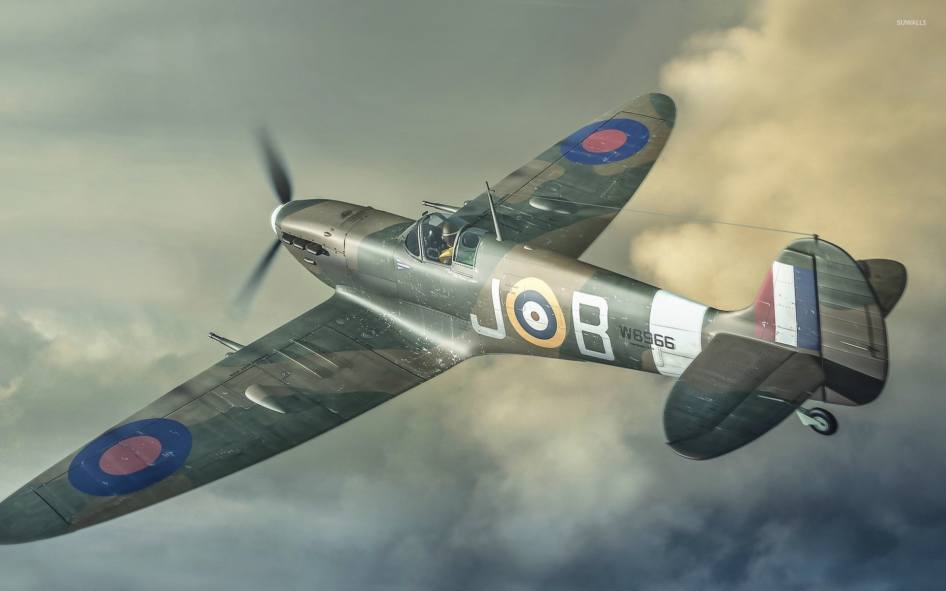 1920x1200 Supermarine Spitfire wallpaper Aircraft wallpapers