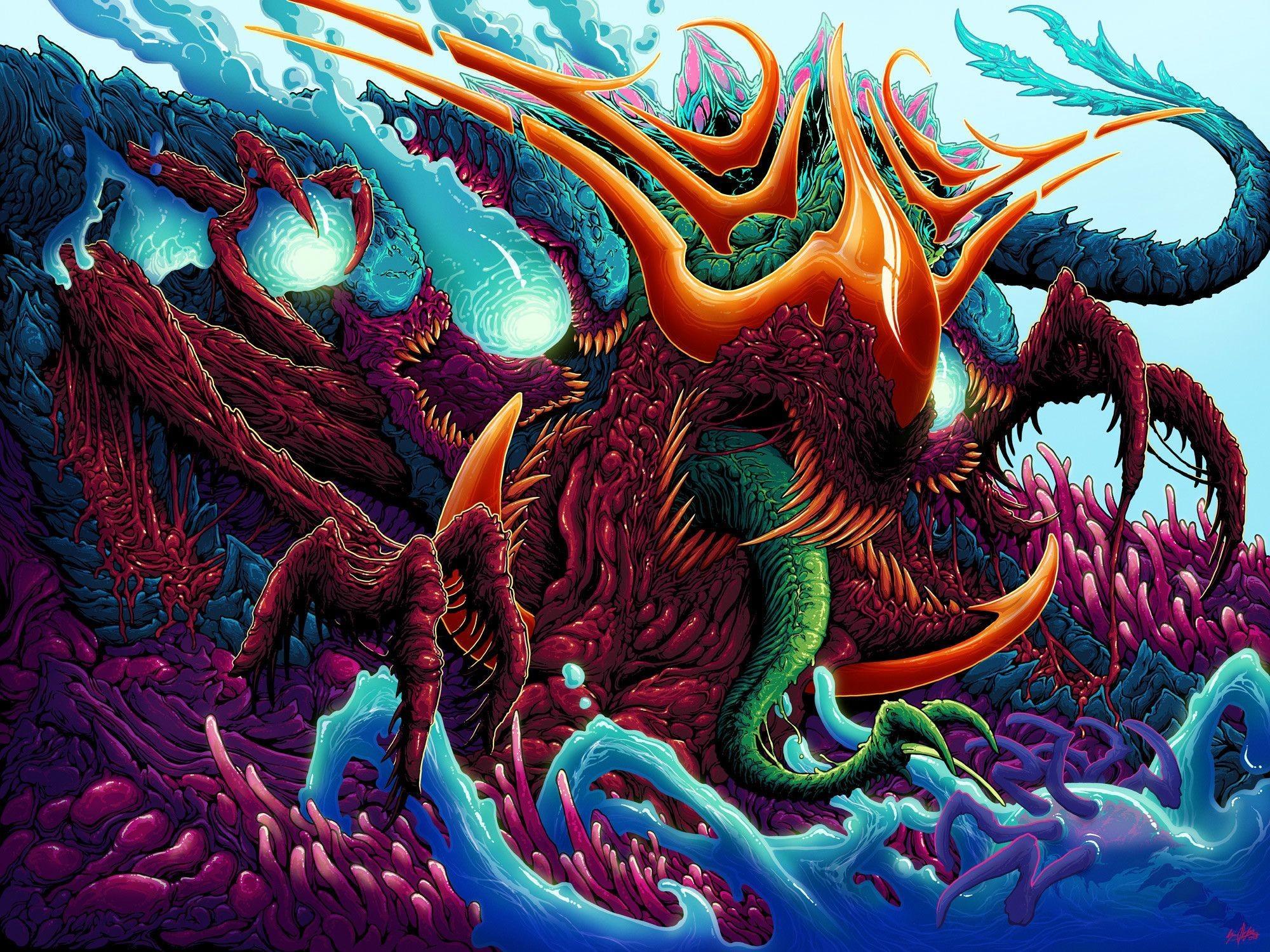 Awp Hyper Beast Wallpaper (85+ images)
