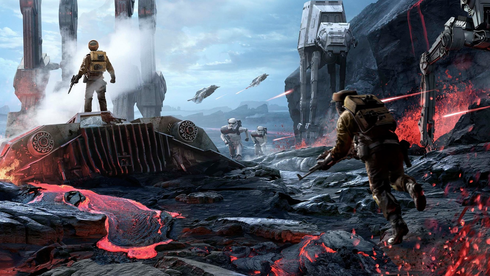 Star Wars Battlefront Wallpapers 1080p 82 Images