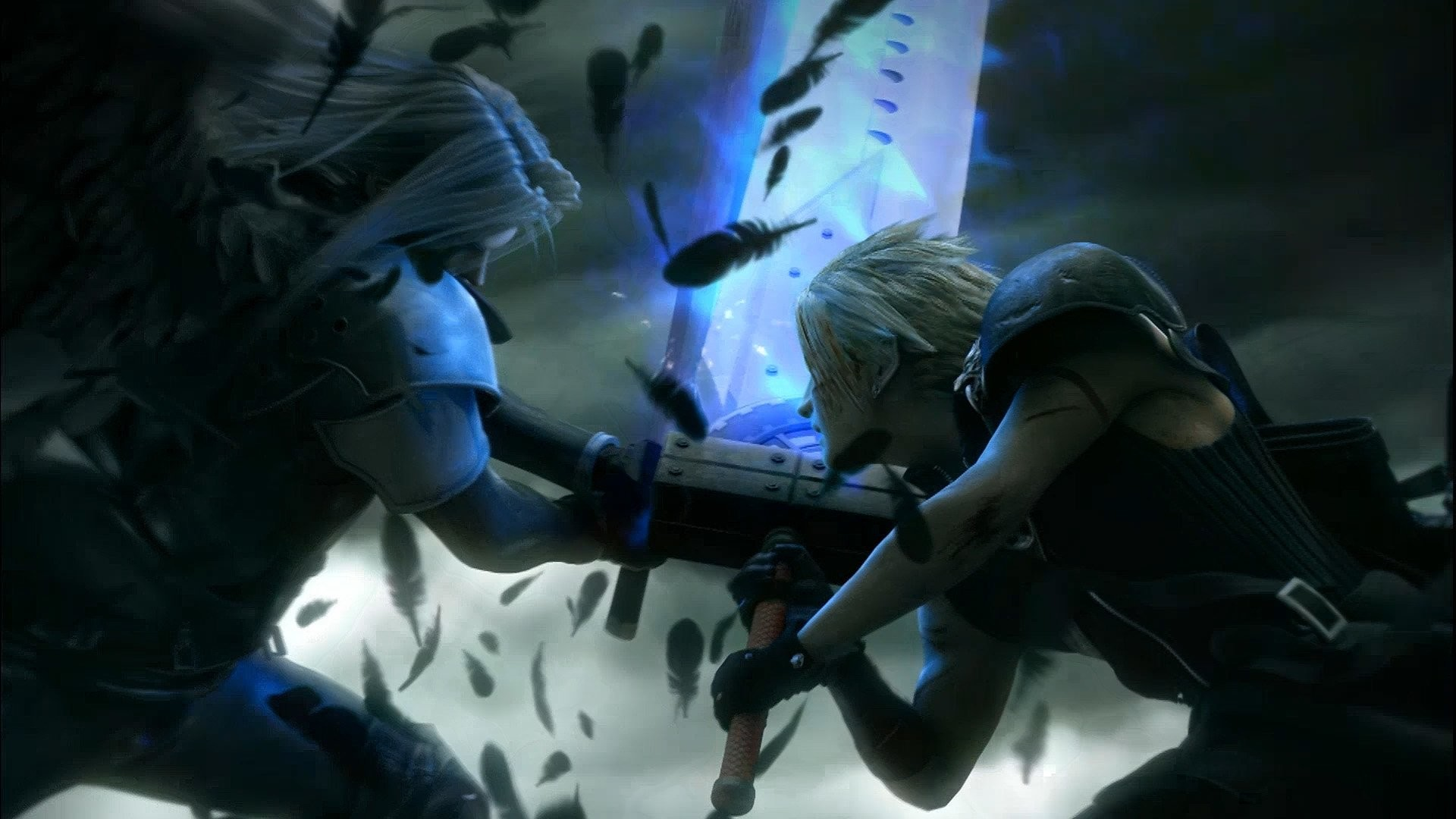 1920x1080 Movie - Final Fantasy VII: Advent Children Final Fantasy Cloud Strife  Sephiroth (Final Fantasy