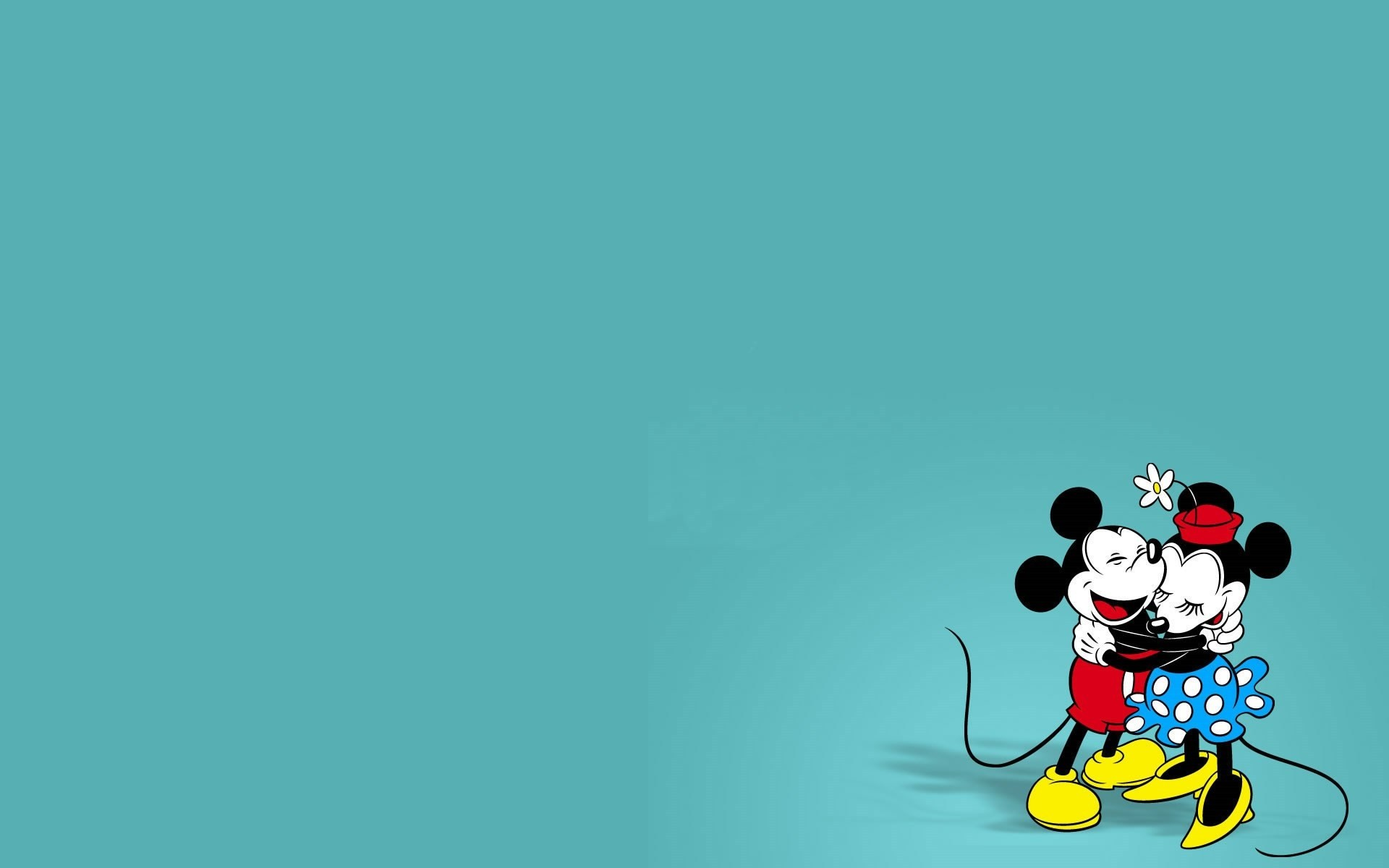 1920x1200 Mickey and minnie mouse cartoon wallpapers HD.