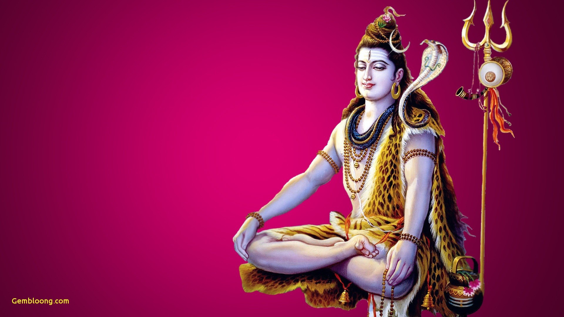 1920x1080 shiva wallpaper hd 3d download #541170