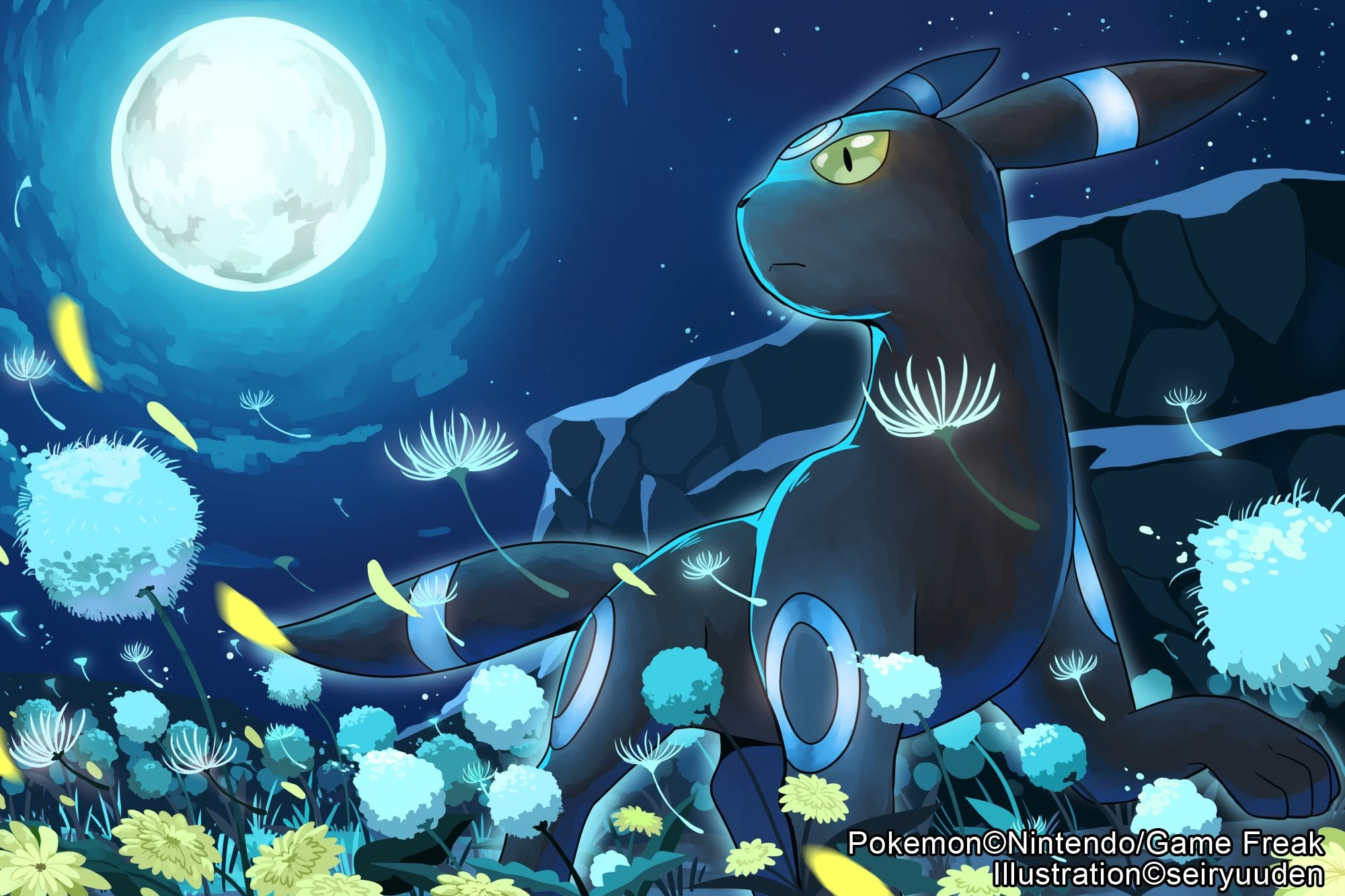 2000x1333 Pokemon Umbreon g wallpaper |  | 340952 | WallpaperUP