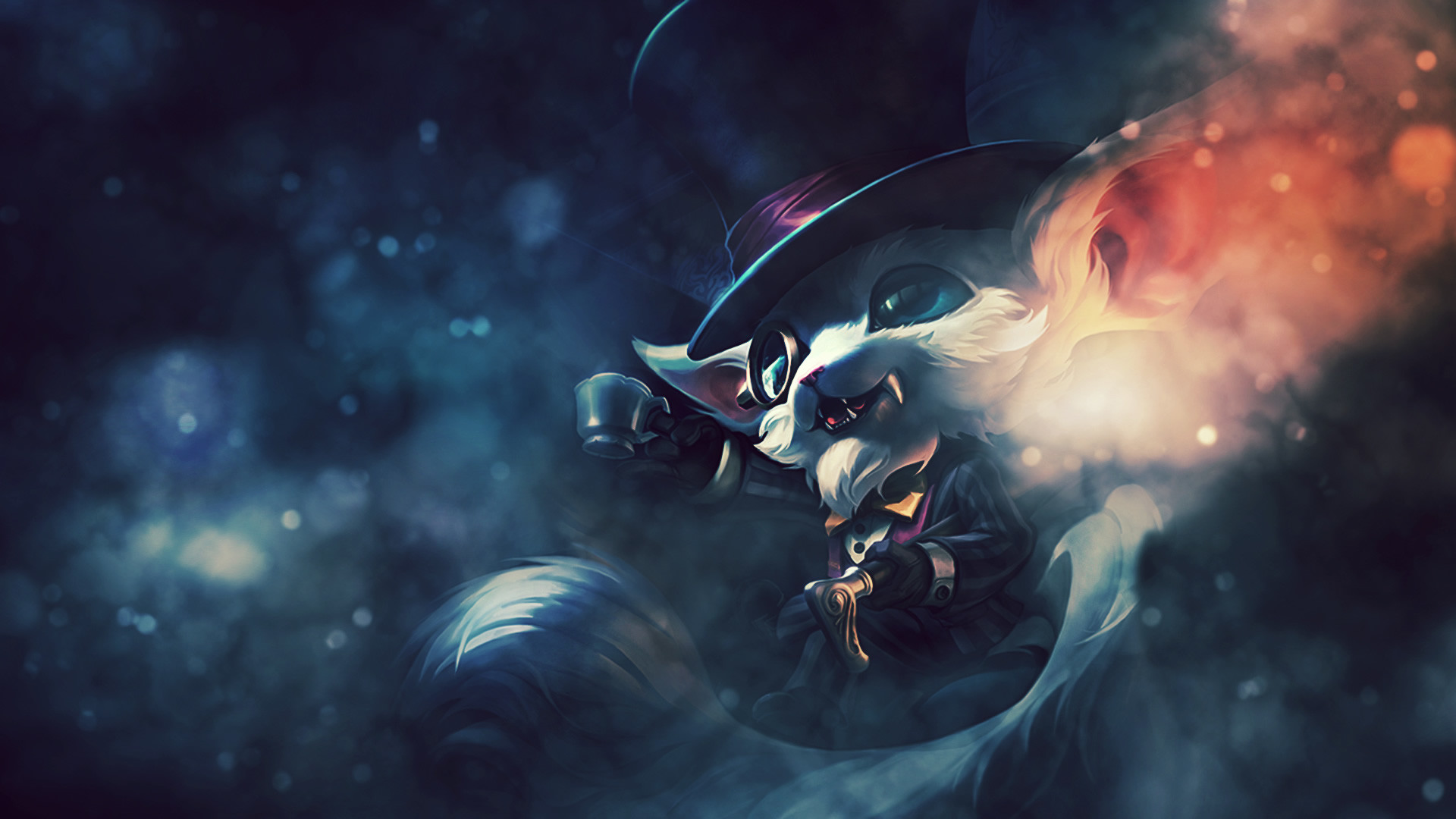 1920x1080 Gentleman Gnar wallpaper by Kireaki