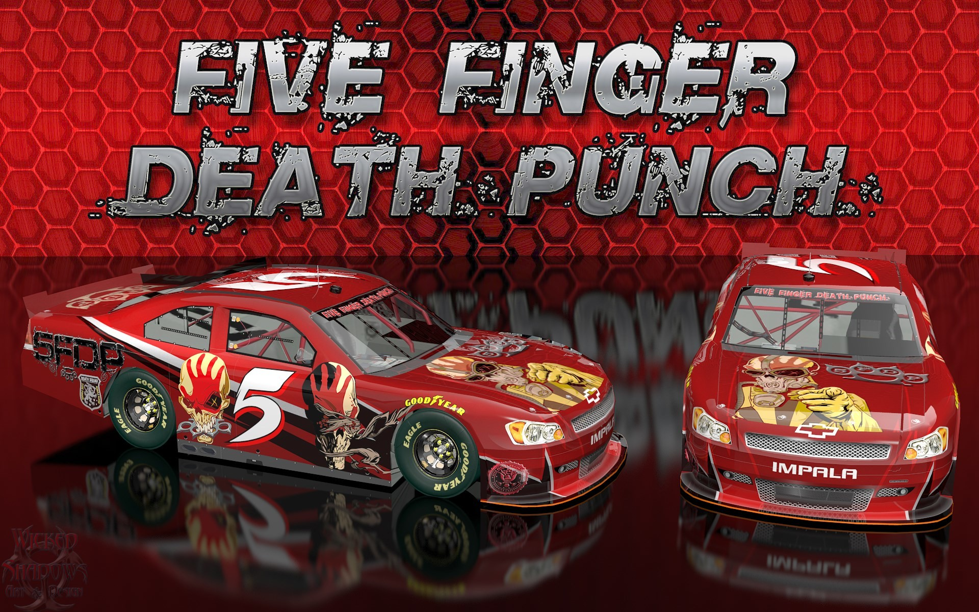 1920x1200 Free screensaver five finger death punch pic, Hawke Smith 2017-03-20