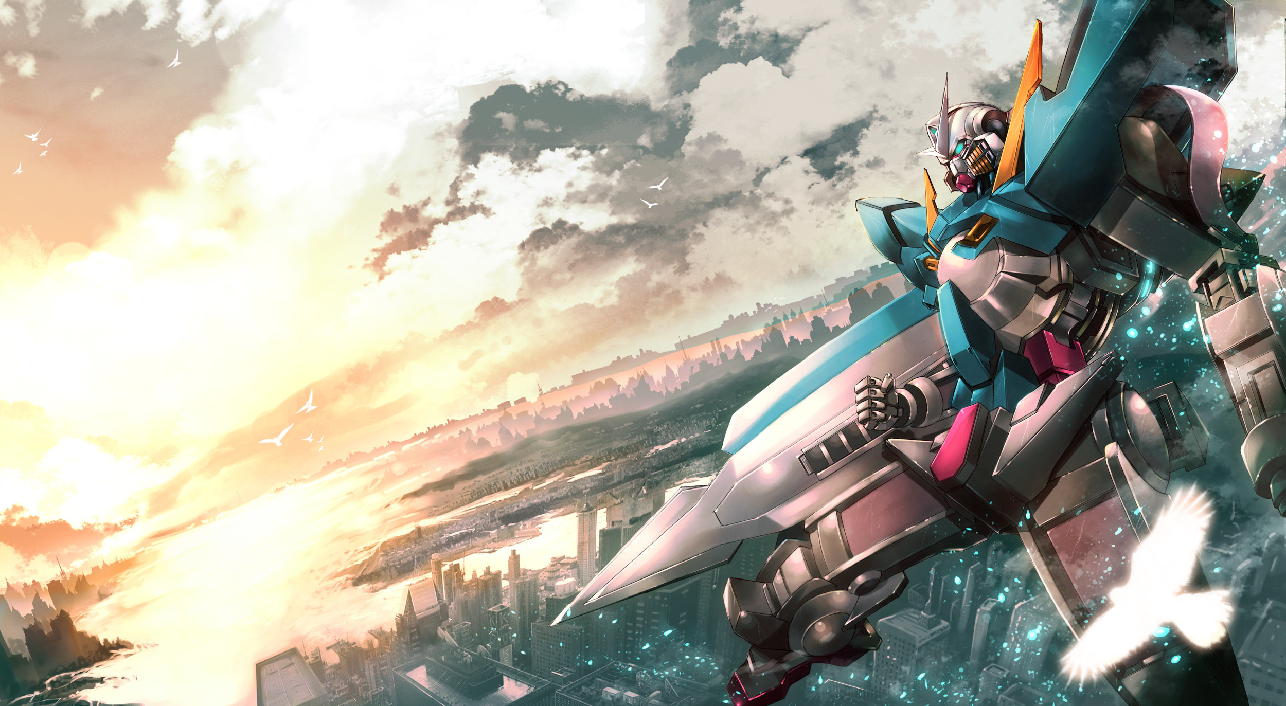 Gundam Wallpapers (65+ images)