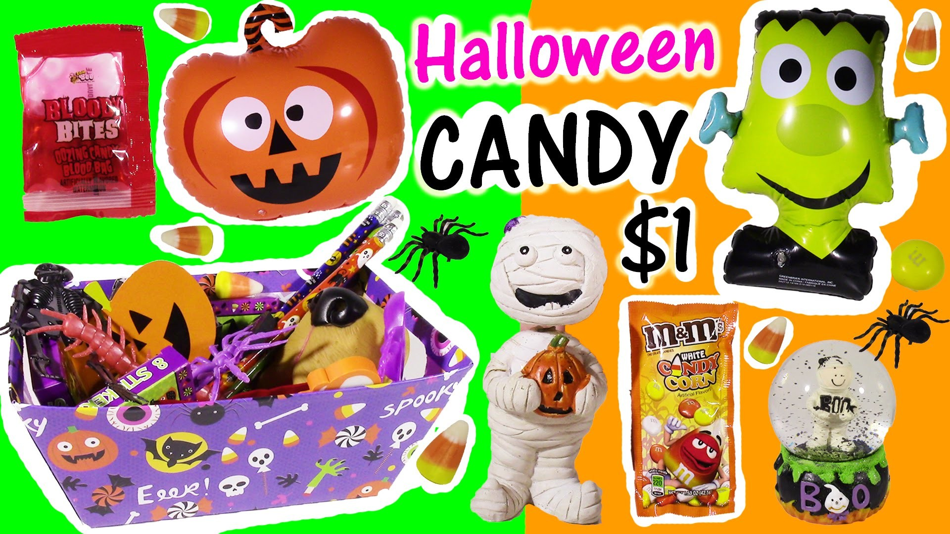 how to get a lot of candy halloween
