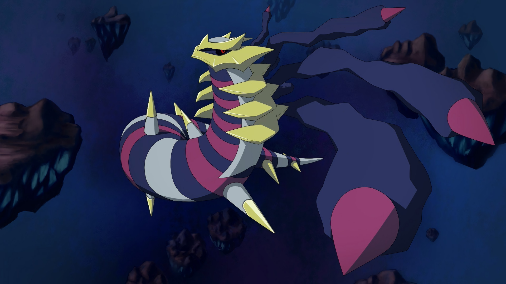 1920x1080  Video Game - Pokémon Giratina (Pokémon) Wallpaper