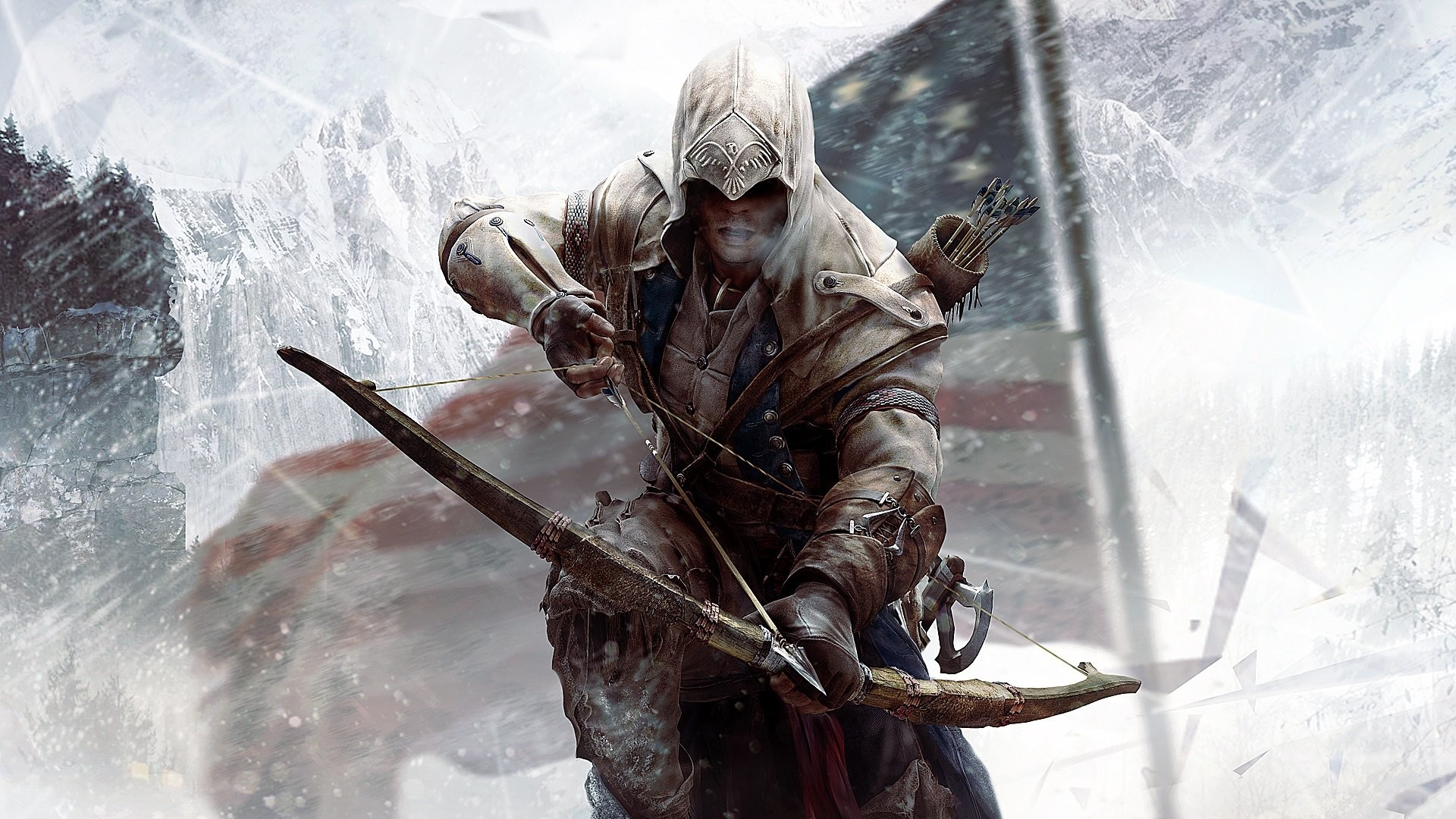 1920x1080 Wallpaper zu Assassin's Creed 3 herunterladen
