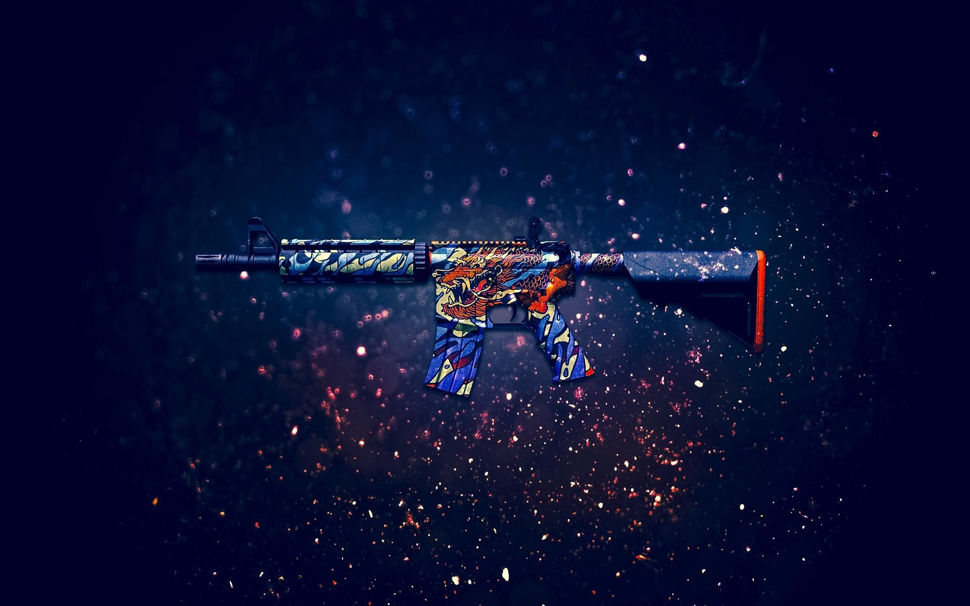 1920x1200 AWP Dragon Lore Sniper Rifle Counter Strike Global Offensive Weapon Skin   | Надо купить | Pinterest | Weapons, Dragons and Gaming