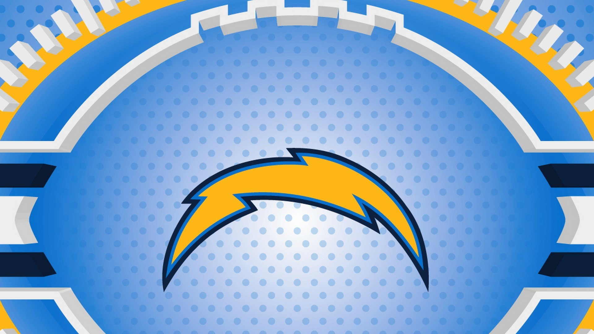 1920x1080 Los Angeles Chargers Wallpaper HD 14 - 1920 X 1080