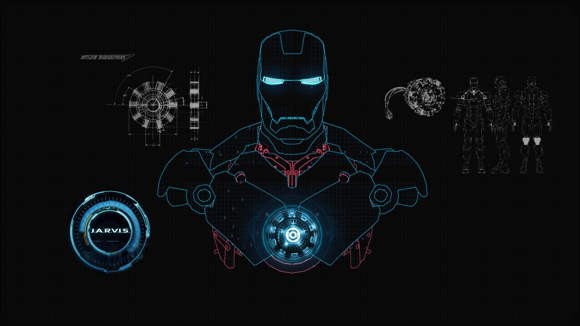 1920x1080 Iron Man · HD Wallpaper | Background ID:320927