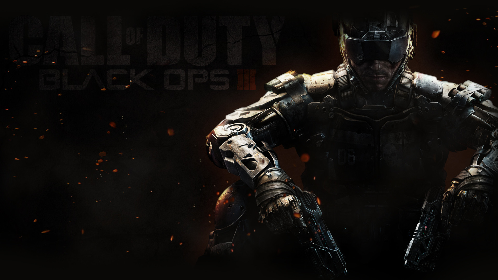 1920x1080 Preview wallpaper call of duty, black ops 3, weapons, equipment