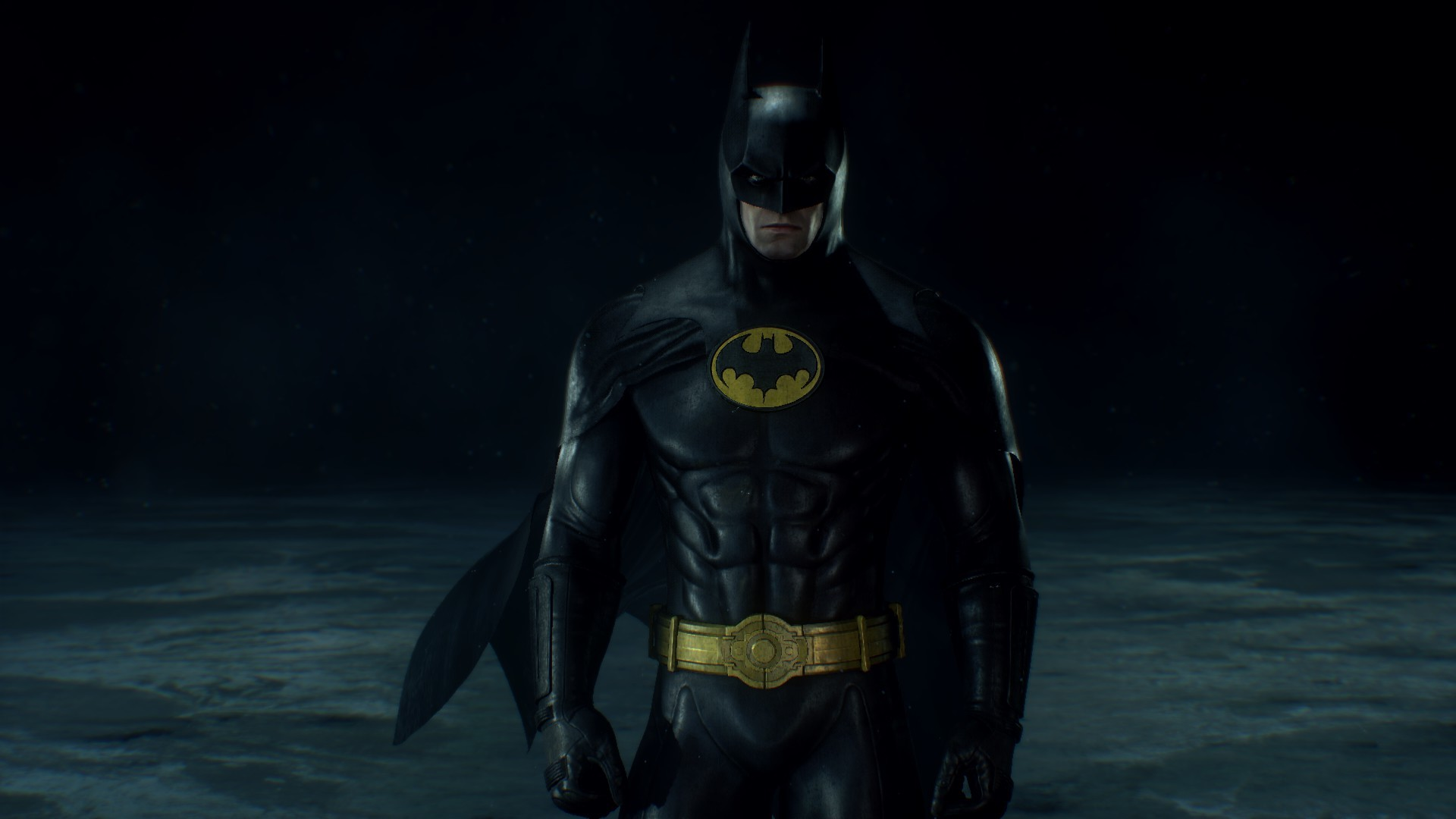 1920x1080 Image result for Tim Burton batsuit skin