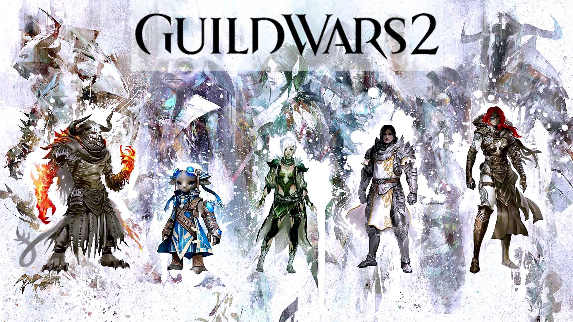 Hd Guild Wars 2 Wallpaper 84 Images