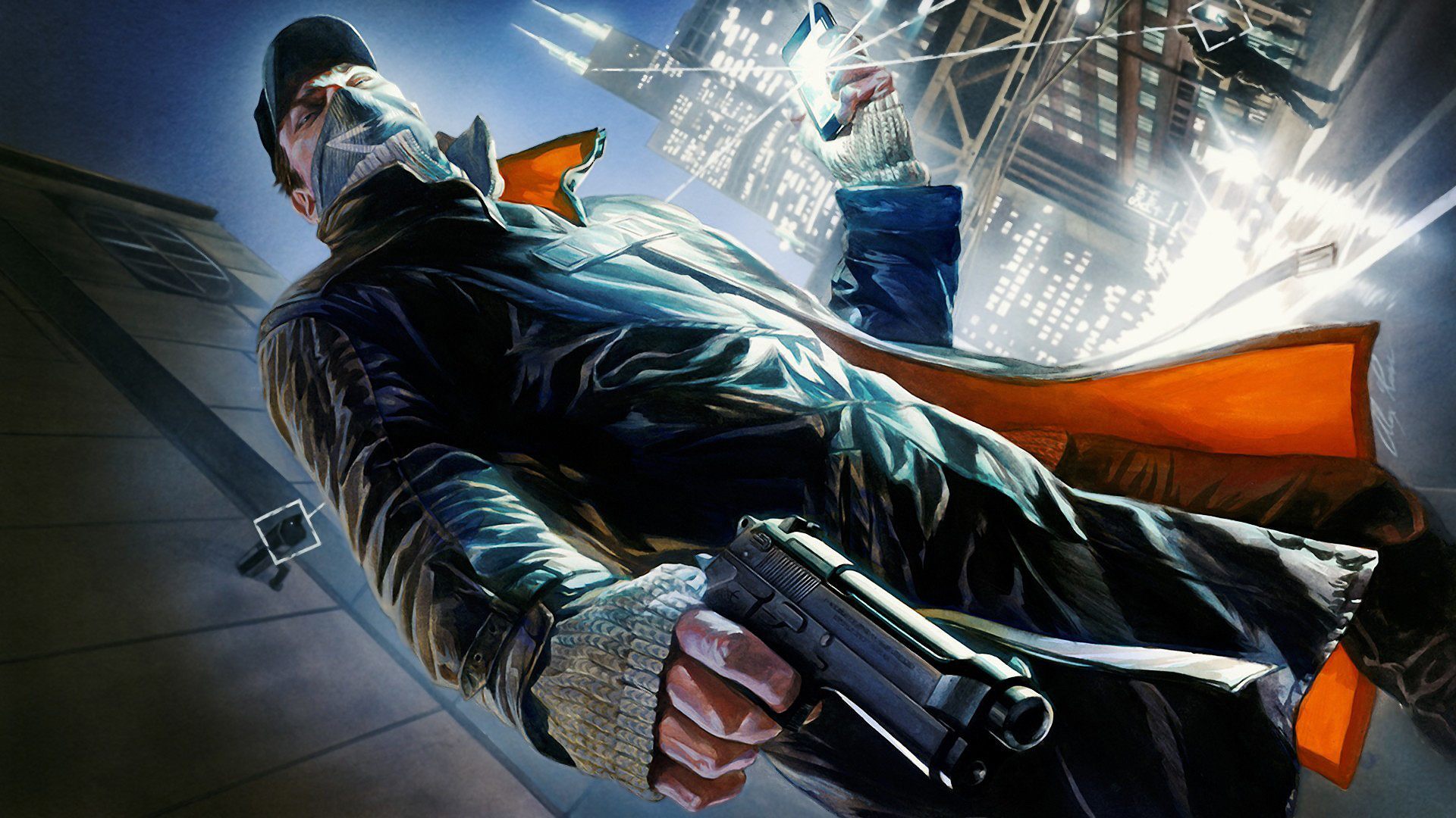 1920x1080 Tags:  Watch Dogs