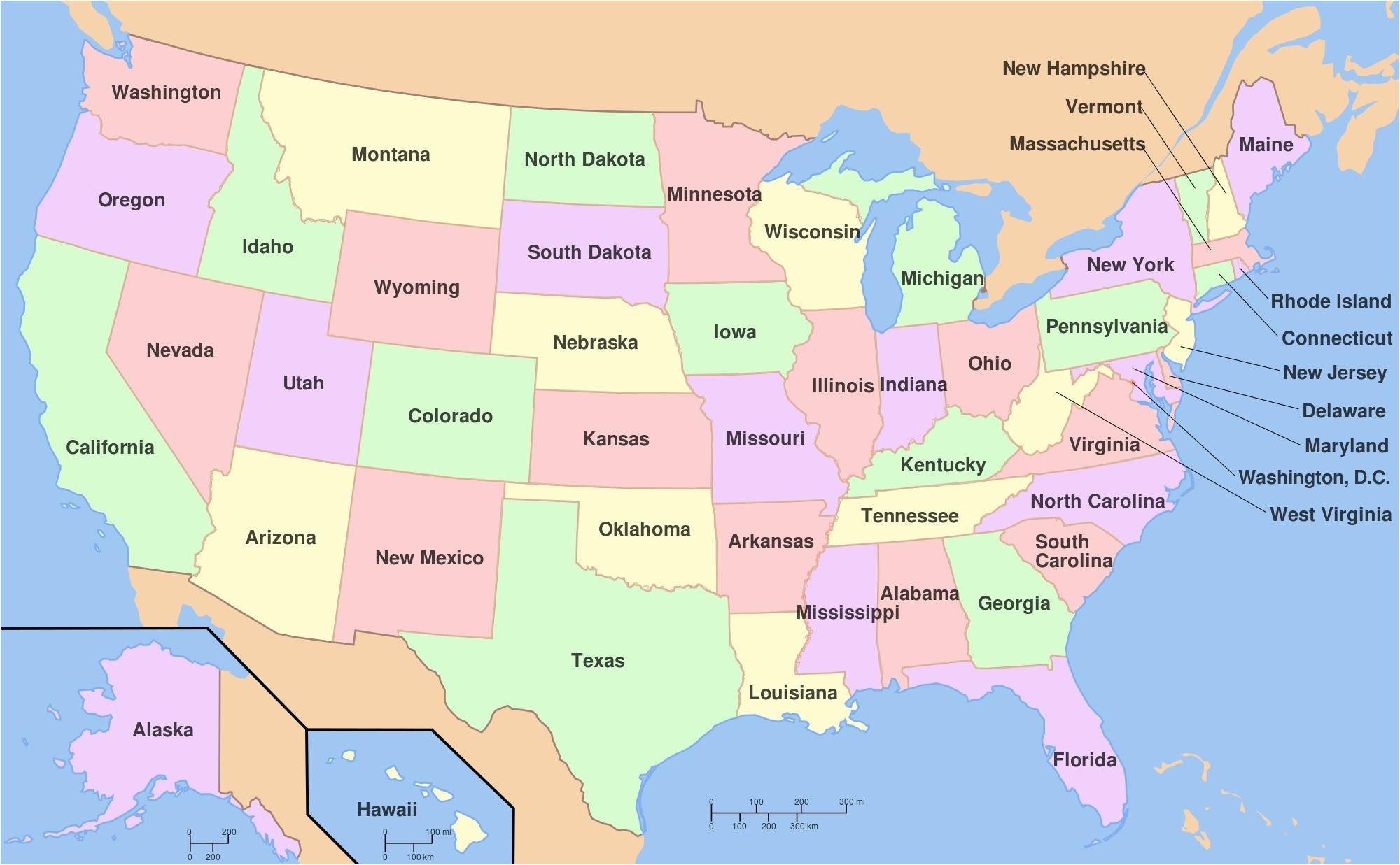 United States Map Desktop Wallpaper (59+ images)