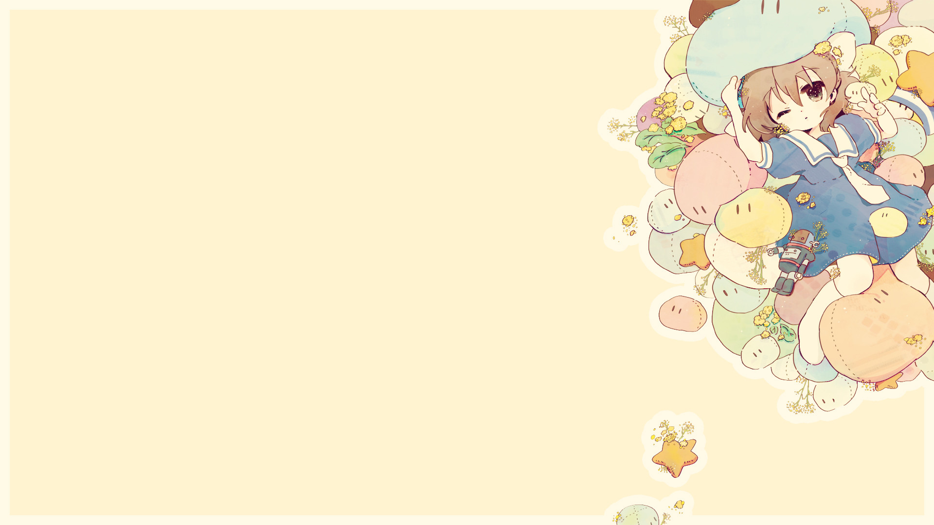 1920x1080 ... Big Dango Family [Clannad] [] by chibi-oppai