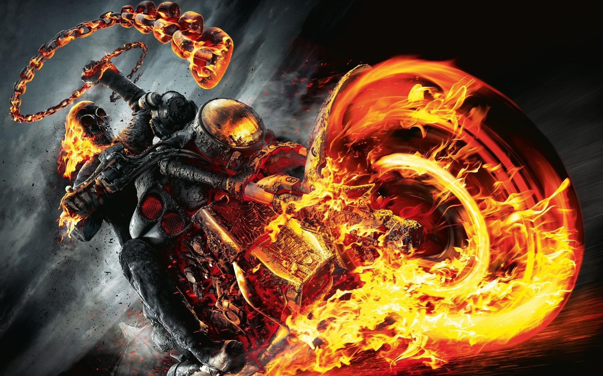 Flaming Skull Wallpaper 59 Images