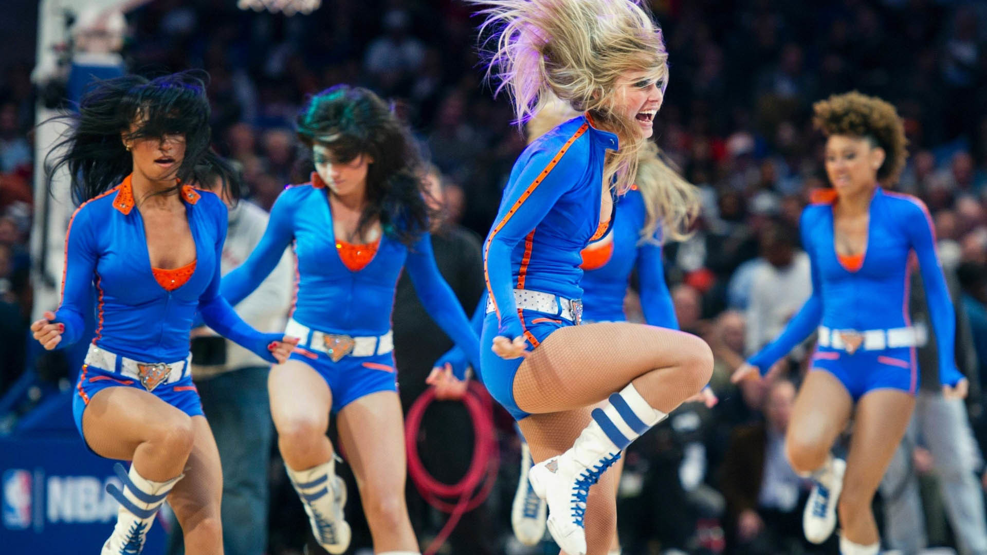 1920x1080 New York Knicks cheerleader basketball nba g wallpaper |  | 159766  | WallpaperUP