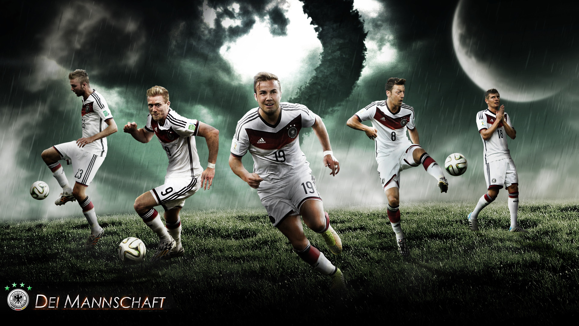 1920x1080 Germany National Football Team images Die Mannschaft HD wallpaper and  background photos