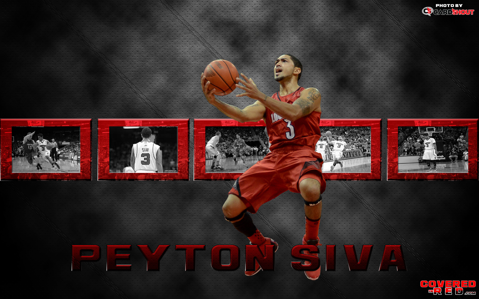 1920x1200 Best 25+ Peyton siva ideas only on Pinterest | Louisville cardinals  basketball, Louisville basketball and University of louisville